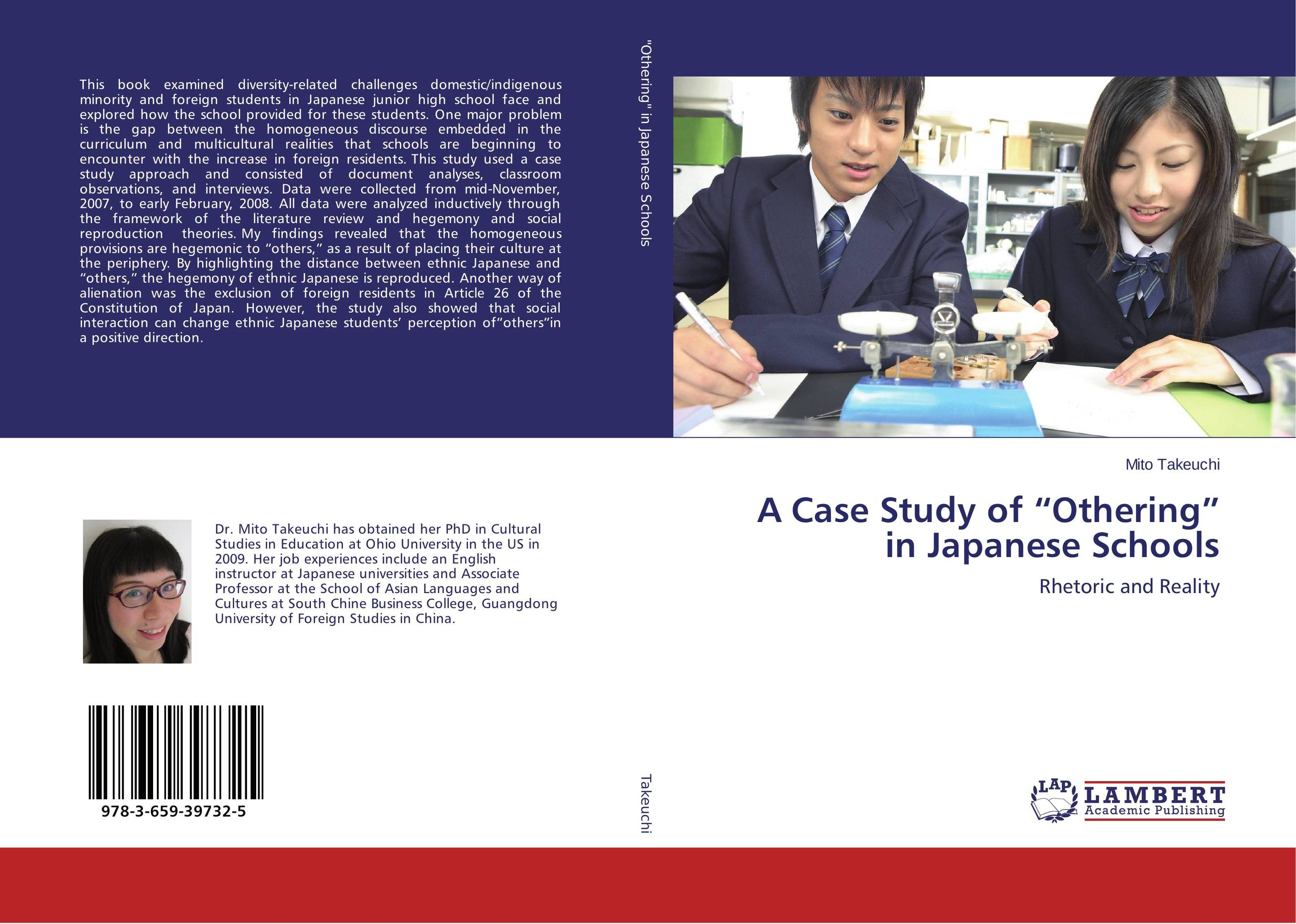 "A Case Study of ""Othering"" in Japanese Schools"