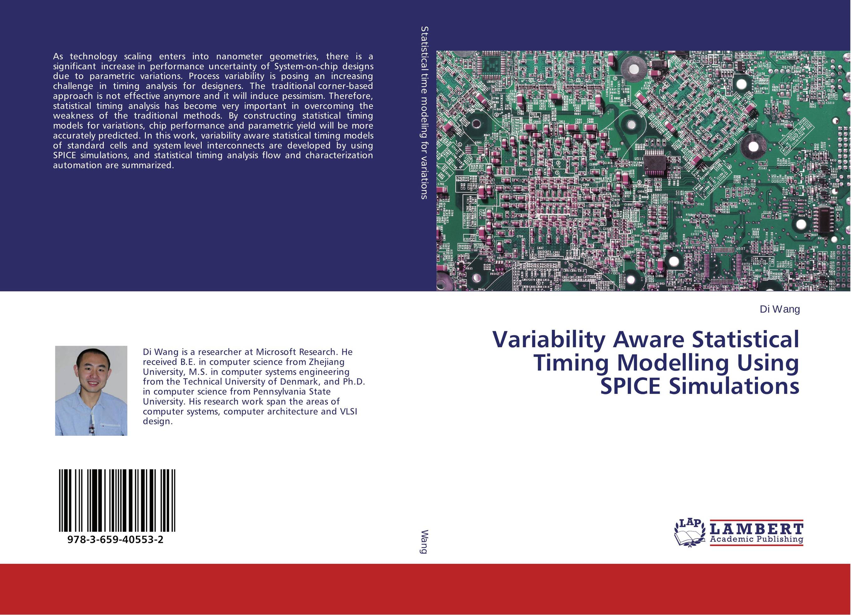 Variability Aware Statistical Timing Modelling Using SPICE Simulations a statistical approach in modelling maize prices volatility
