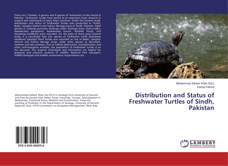 все цены на Distribution and Status of Freshwater Turtles of Sindh, Pakistan
