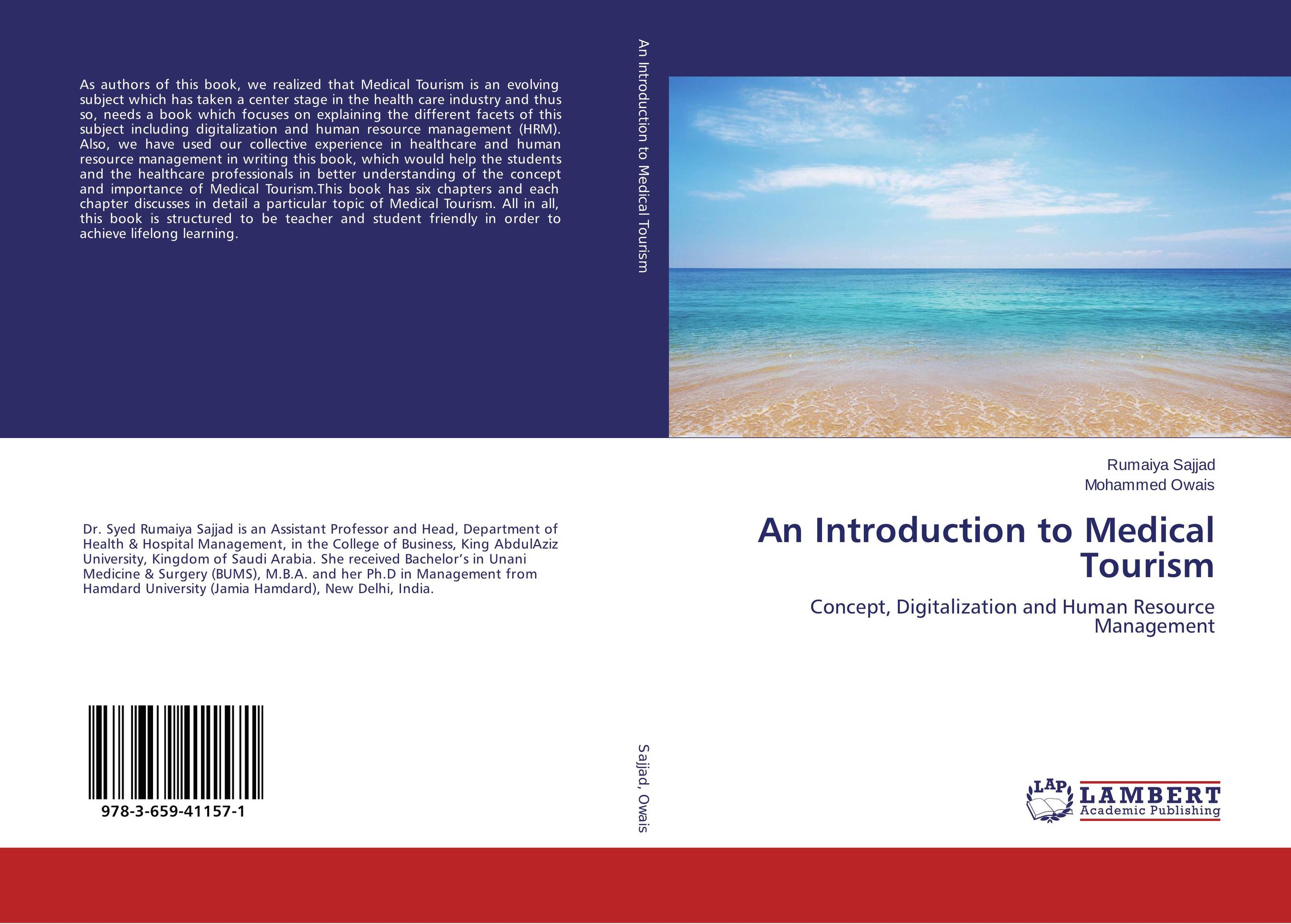 An Introduction to Medical Tourism human resource management in the hospitality and tourism industry