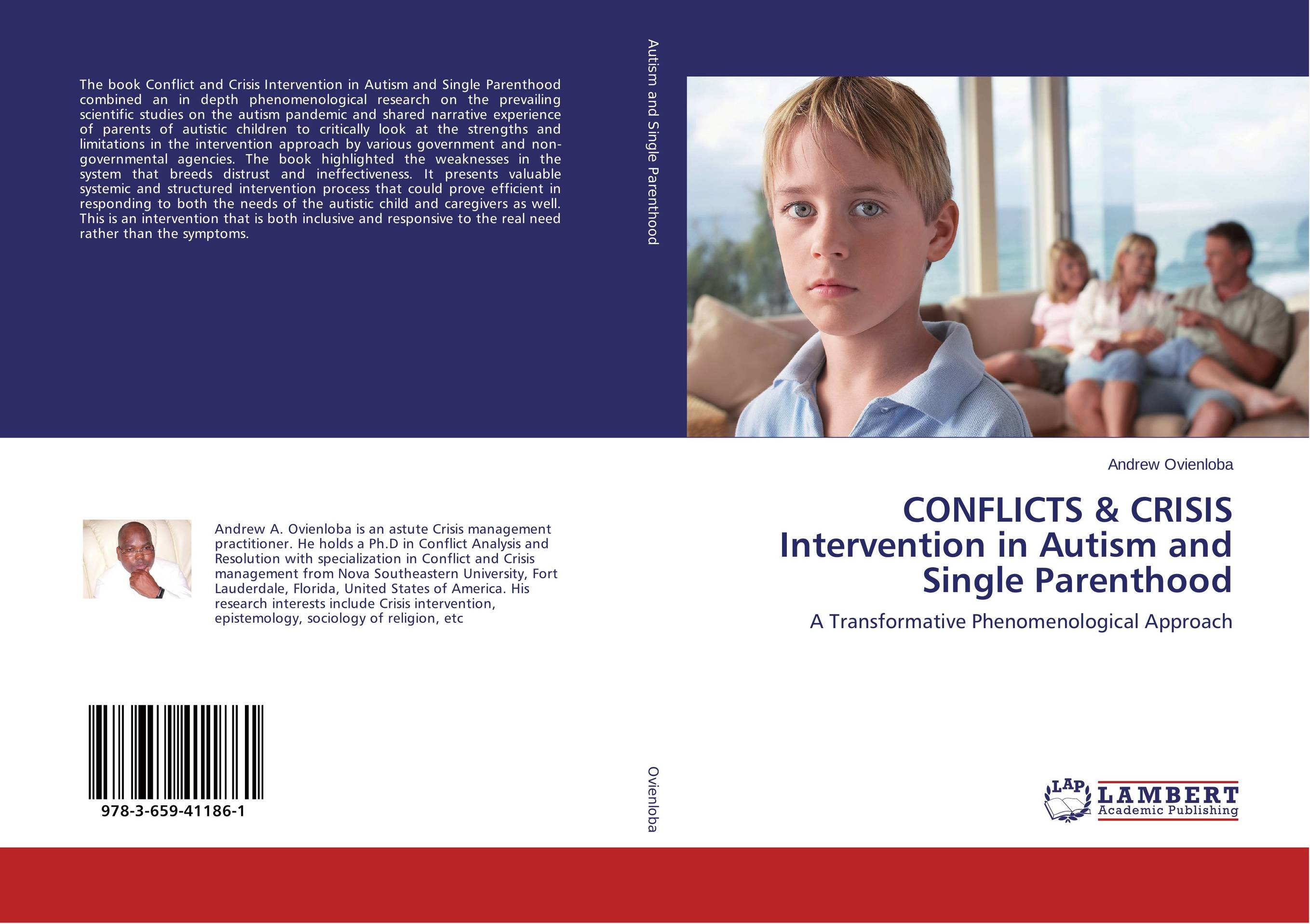 CONFLICTS & CRISIS Intervention in Autism and Single Parenthood reasoning behaviour across the autism and psychosis continuums