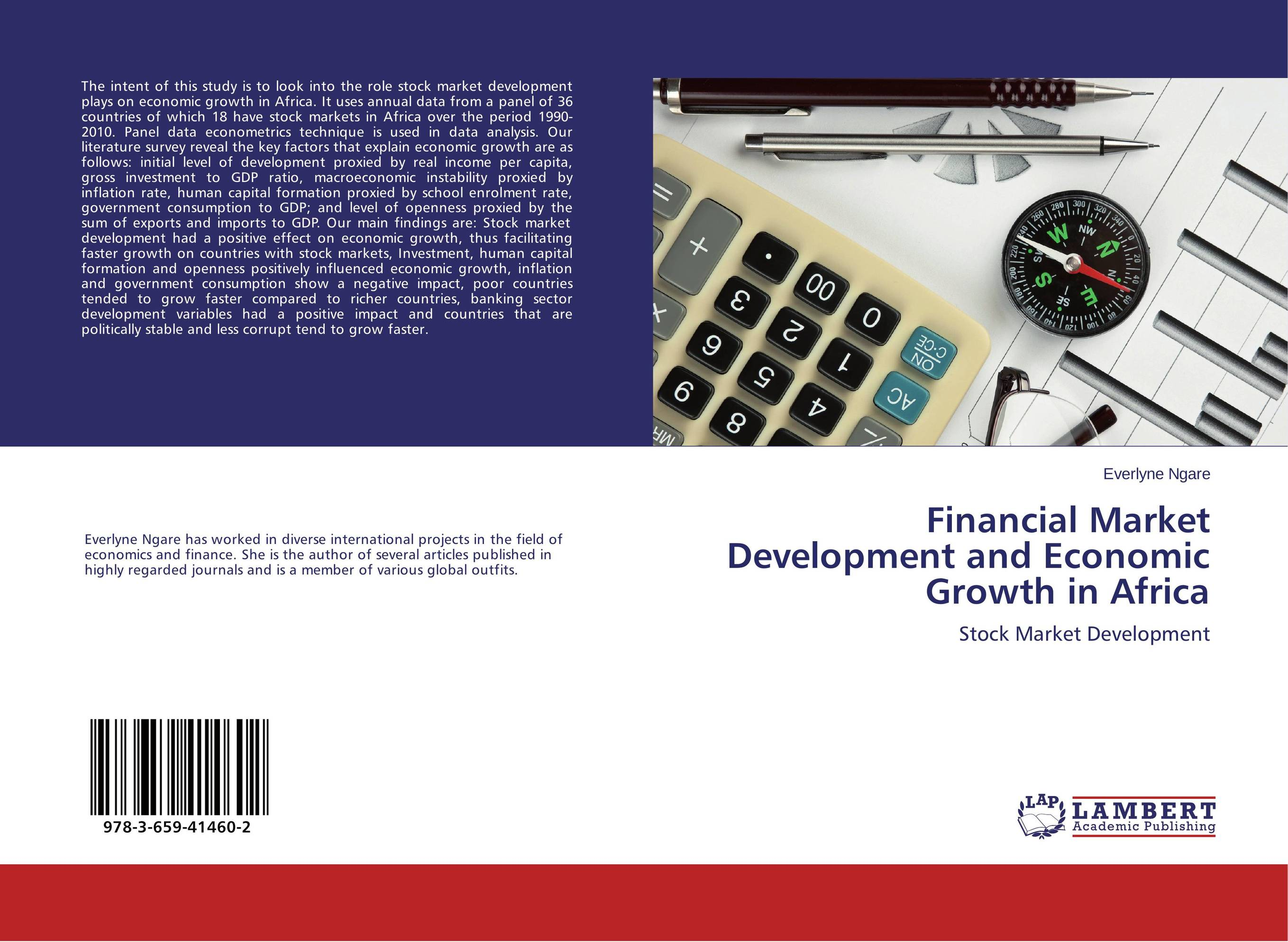 Financial Market Development and Economic Growth in Africa impact of stock market performance indices on economic growth
