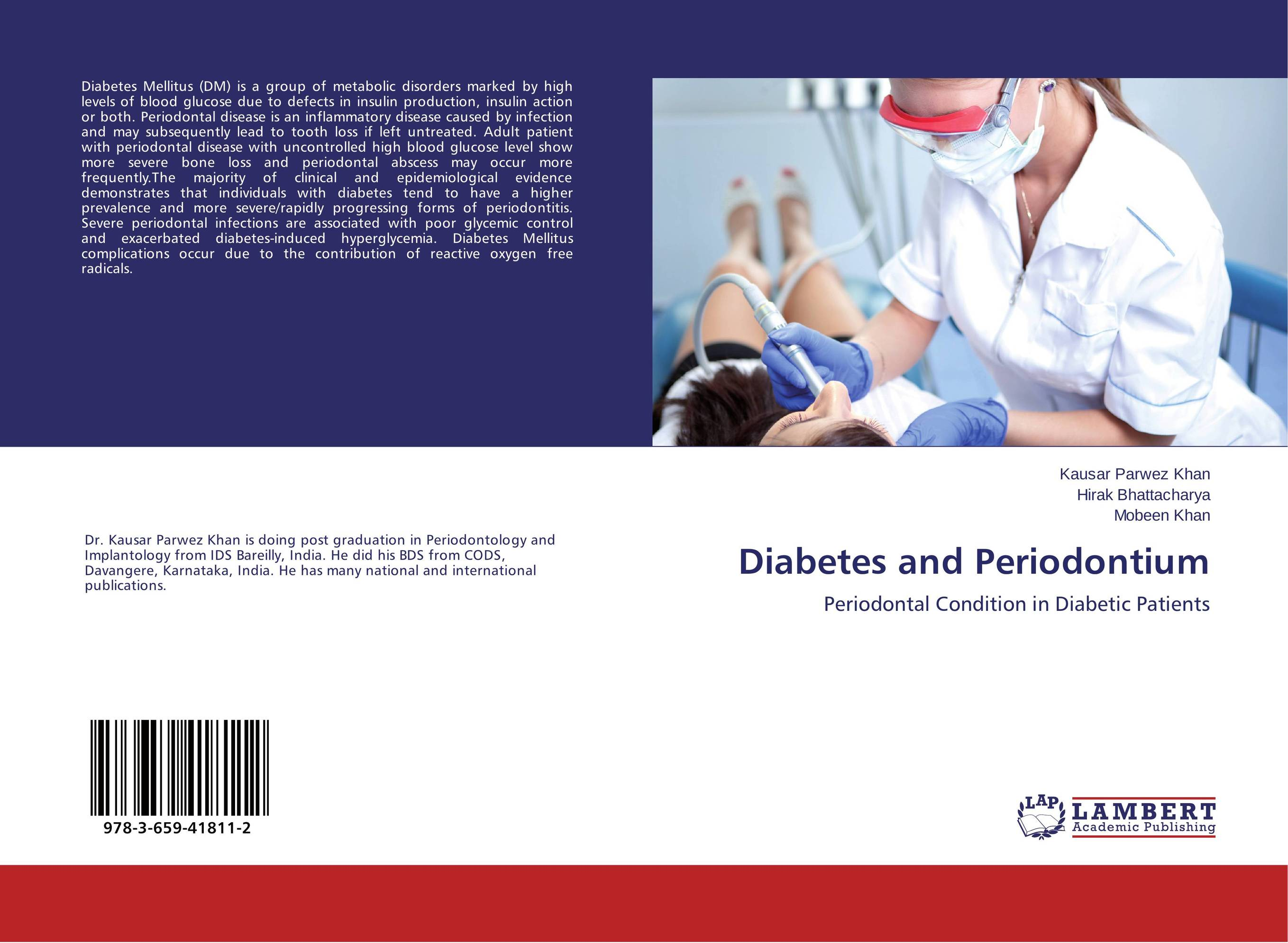 Diabetes and Periodontium periodontal therapy and type ii diabetes mellitus
