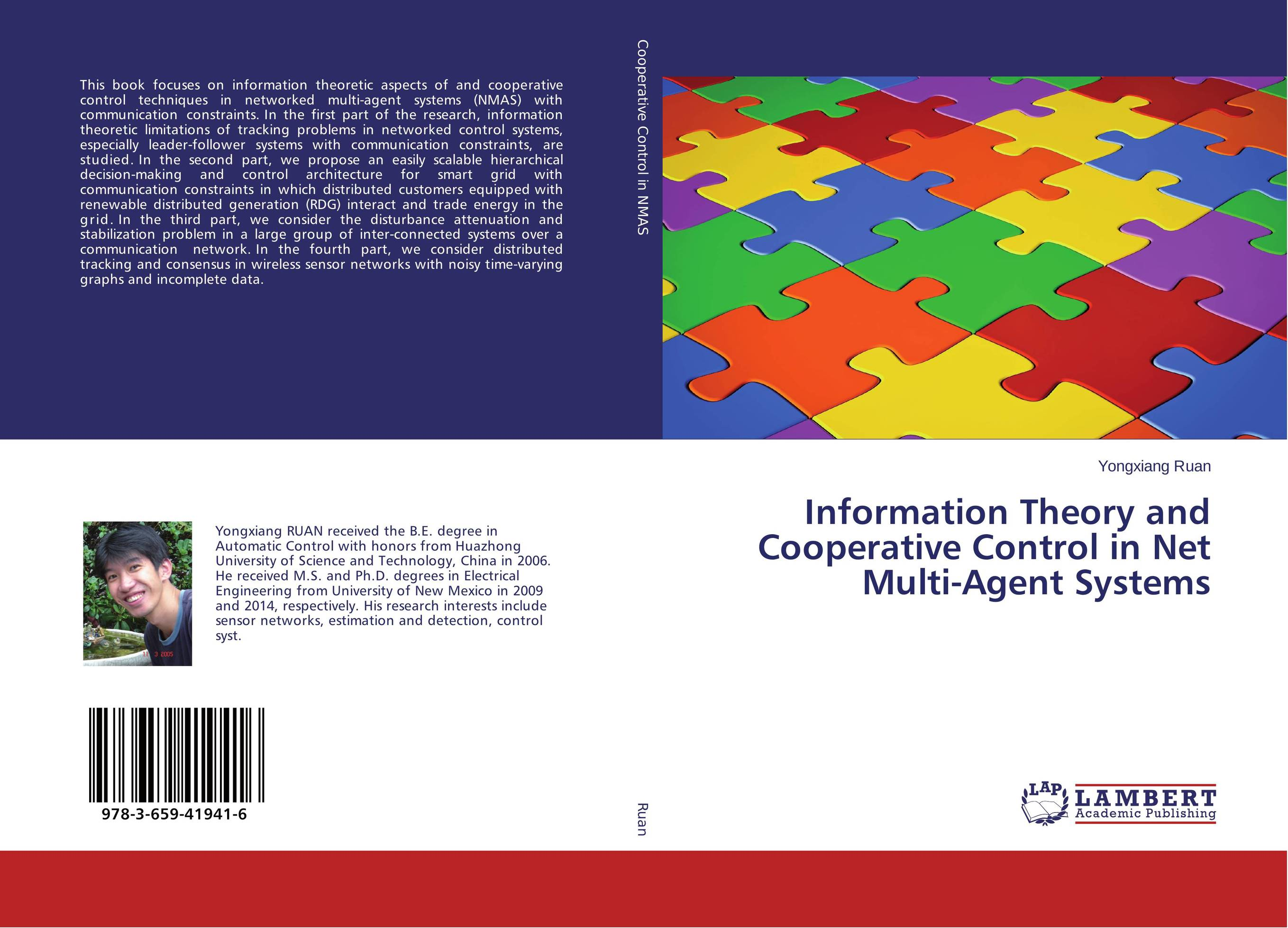 Information Theory and Cooperative Control in Net Multi-Agent Systems catalog 2003 information systems and decision sciences cat alog
