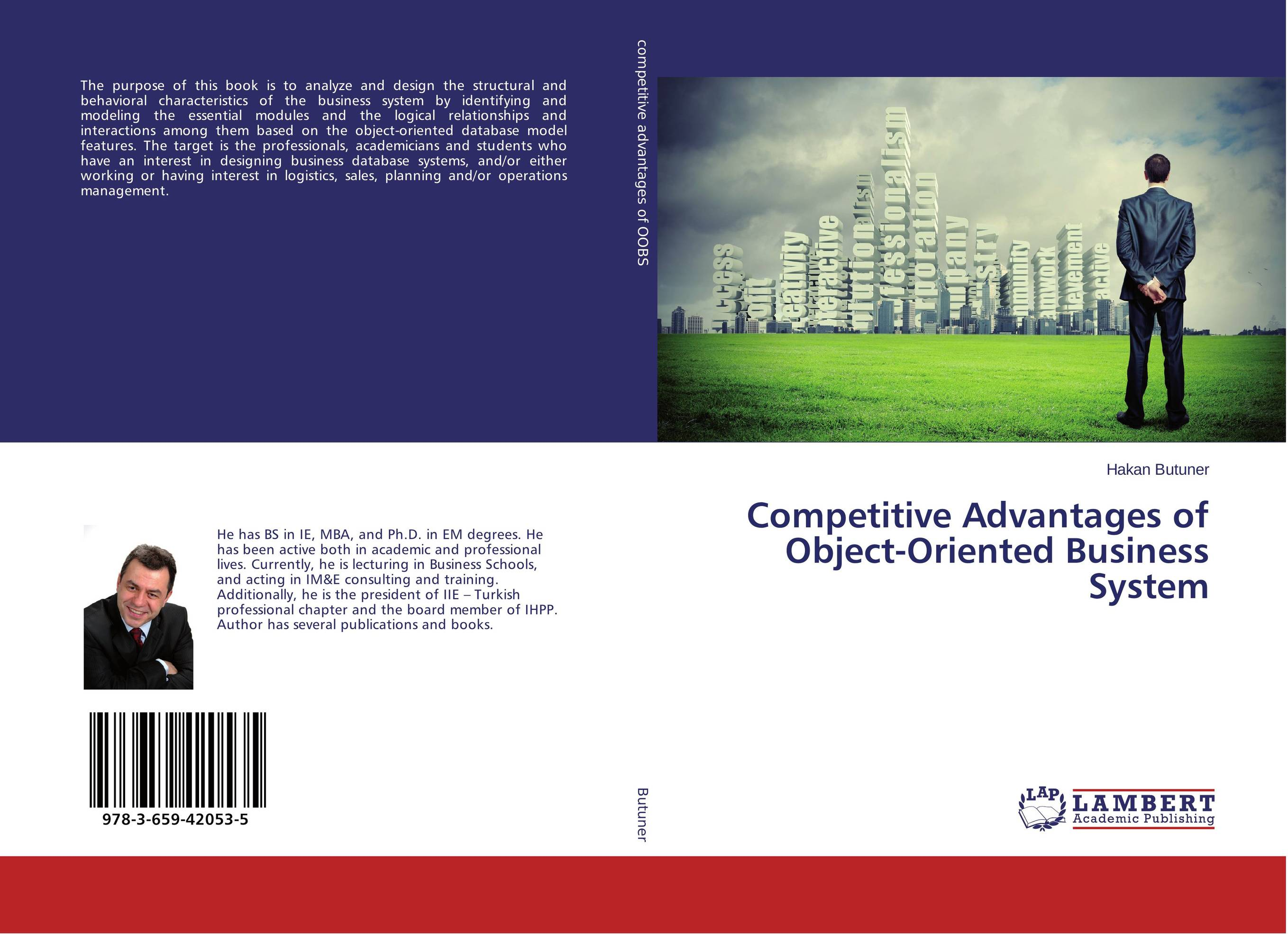 Competitive Advantages of Object-Oriented Business System database modeling and design