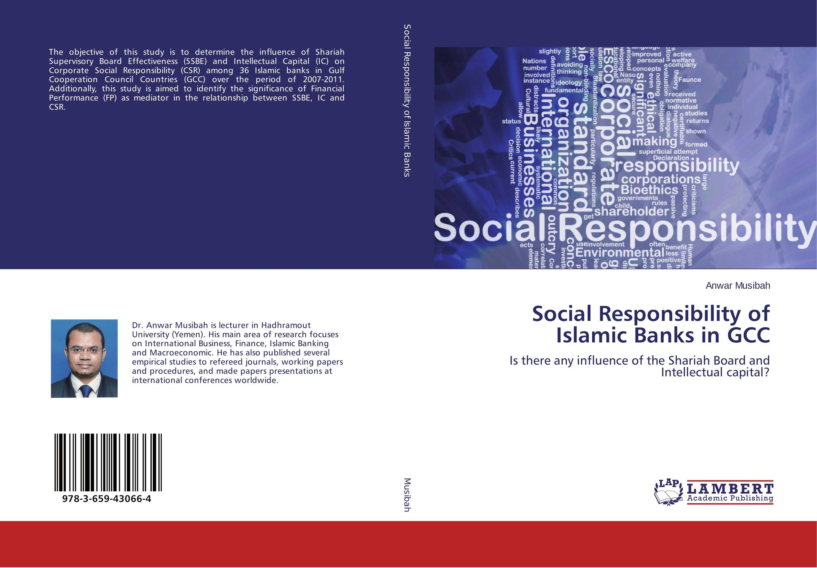Social Responsibility of Islamic Banks in GCC promoting social change in the arab gulf