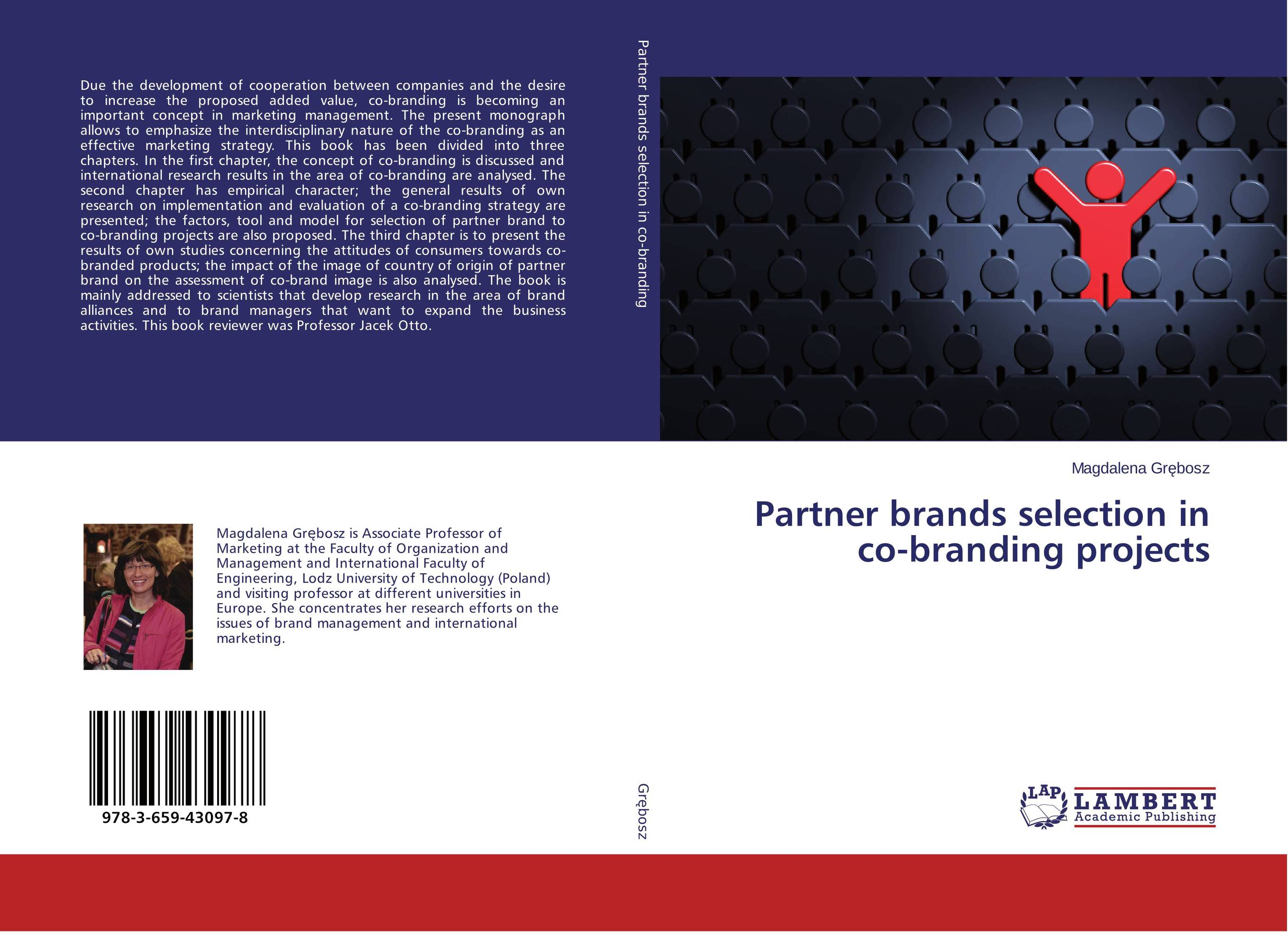 Partner brands selection in co-branding projects