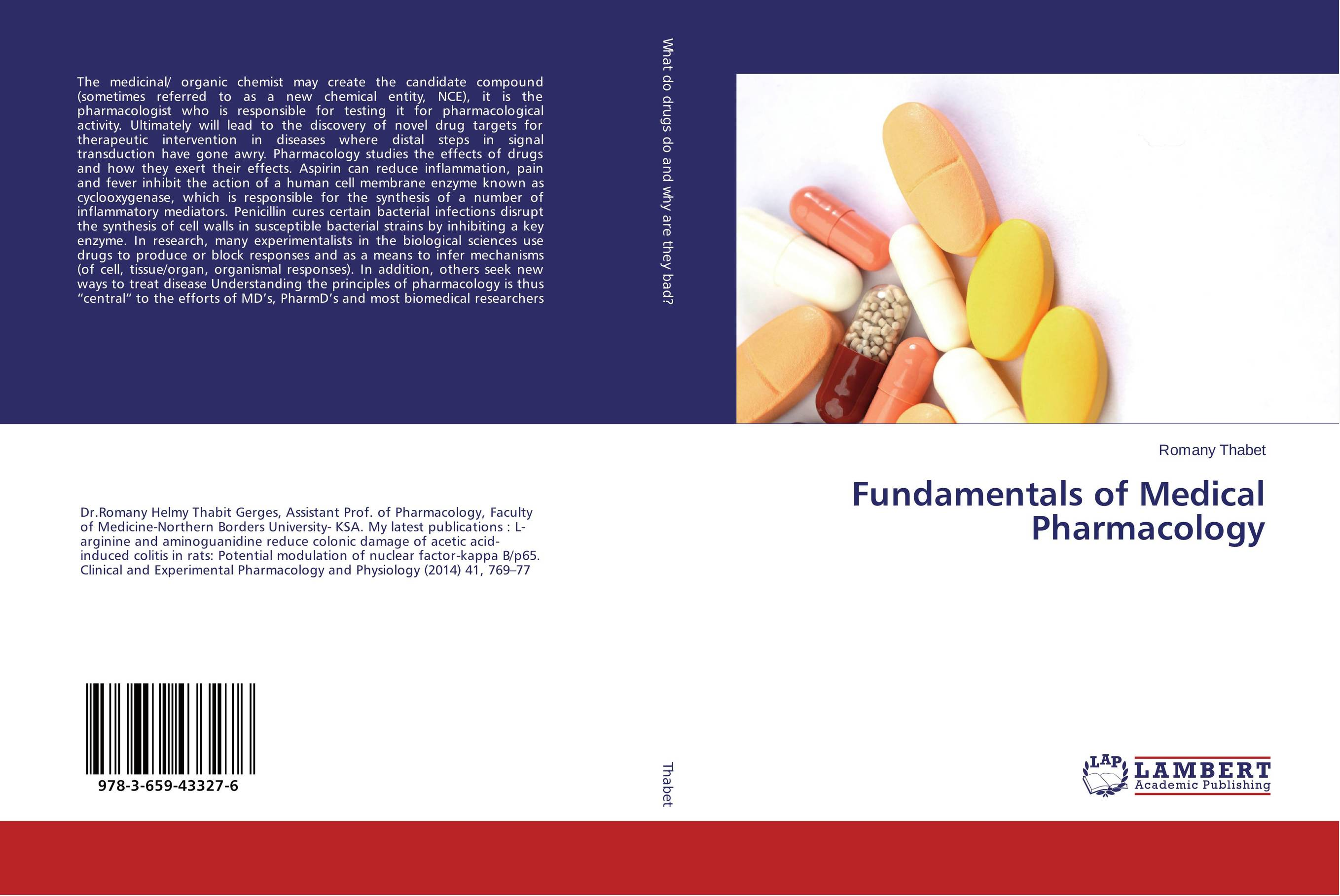 Fundamentals of Medical Pharmacology fundamentals of medical microbiology volume i