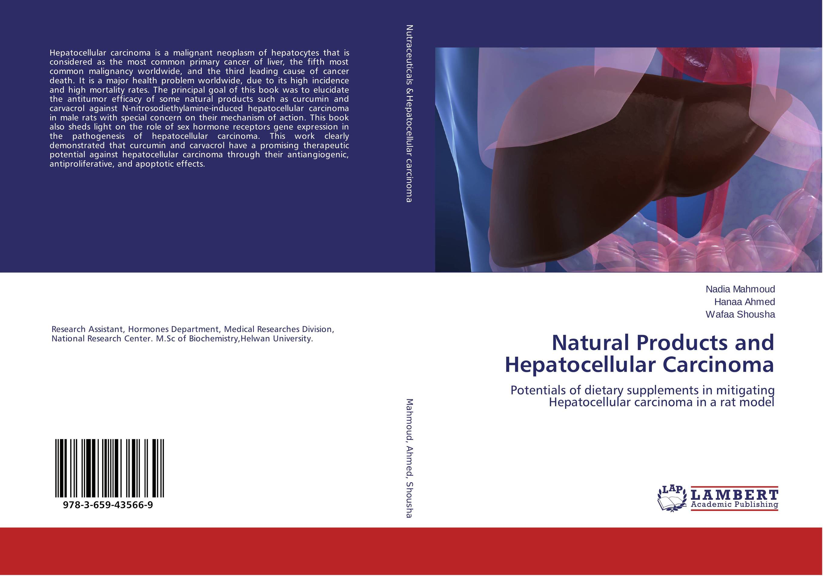 Natural Products and Hepatocellular Carcinoma hoda abd el moety amr abdel moety and perihan salem nitric oxide before and after local rfa for hepatocellular carcinoma