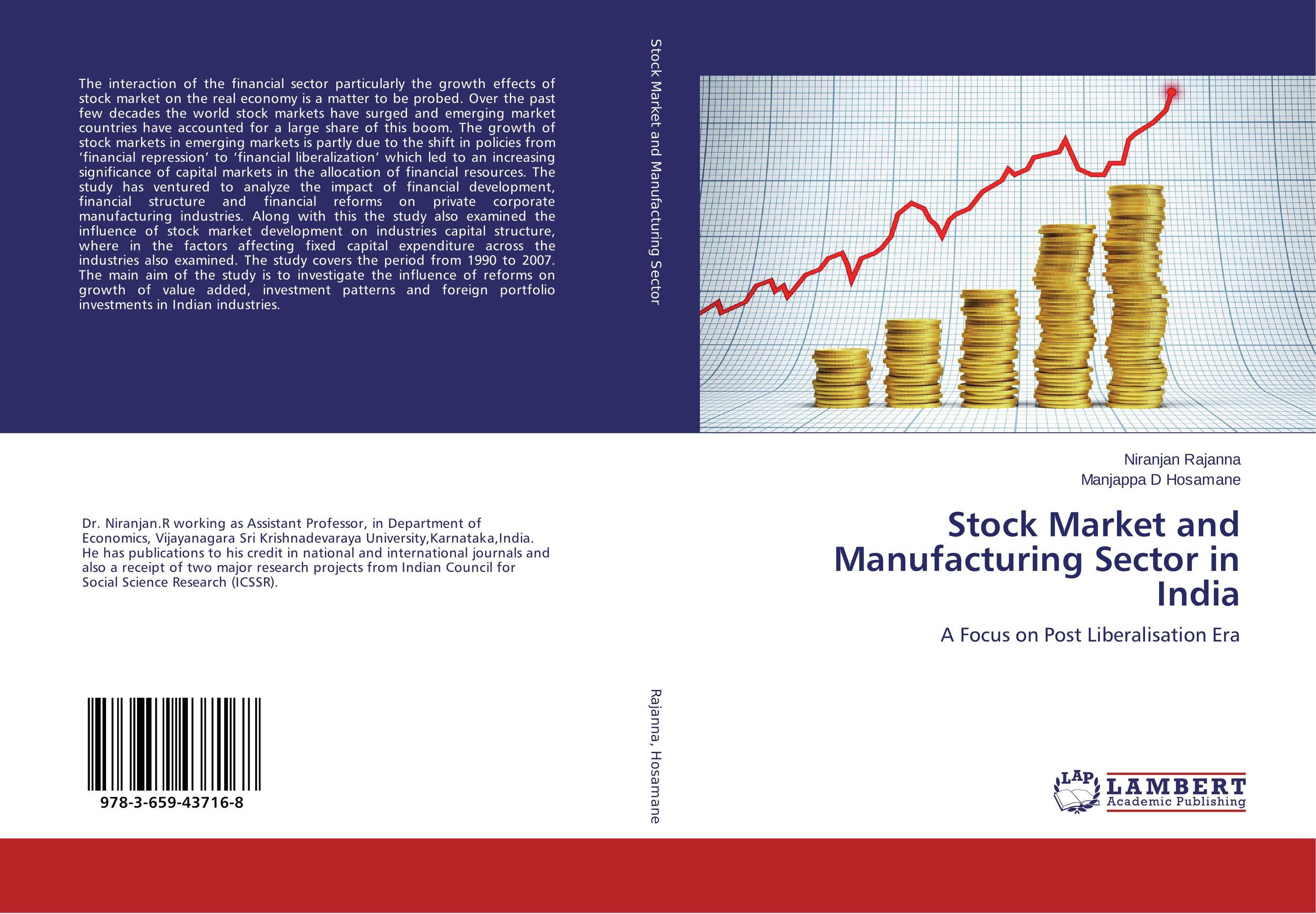 Stock Market and Manufacturing Sector in India