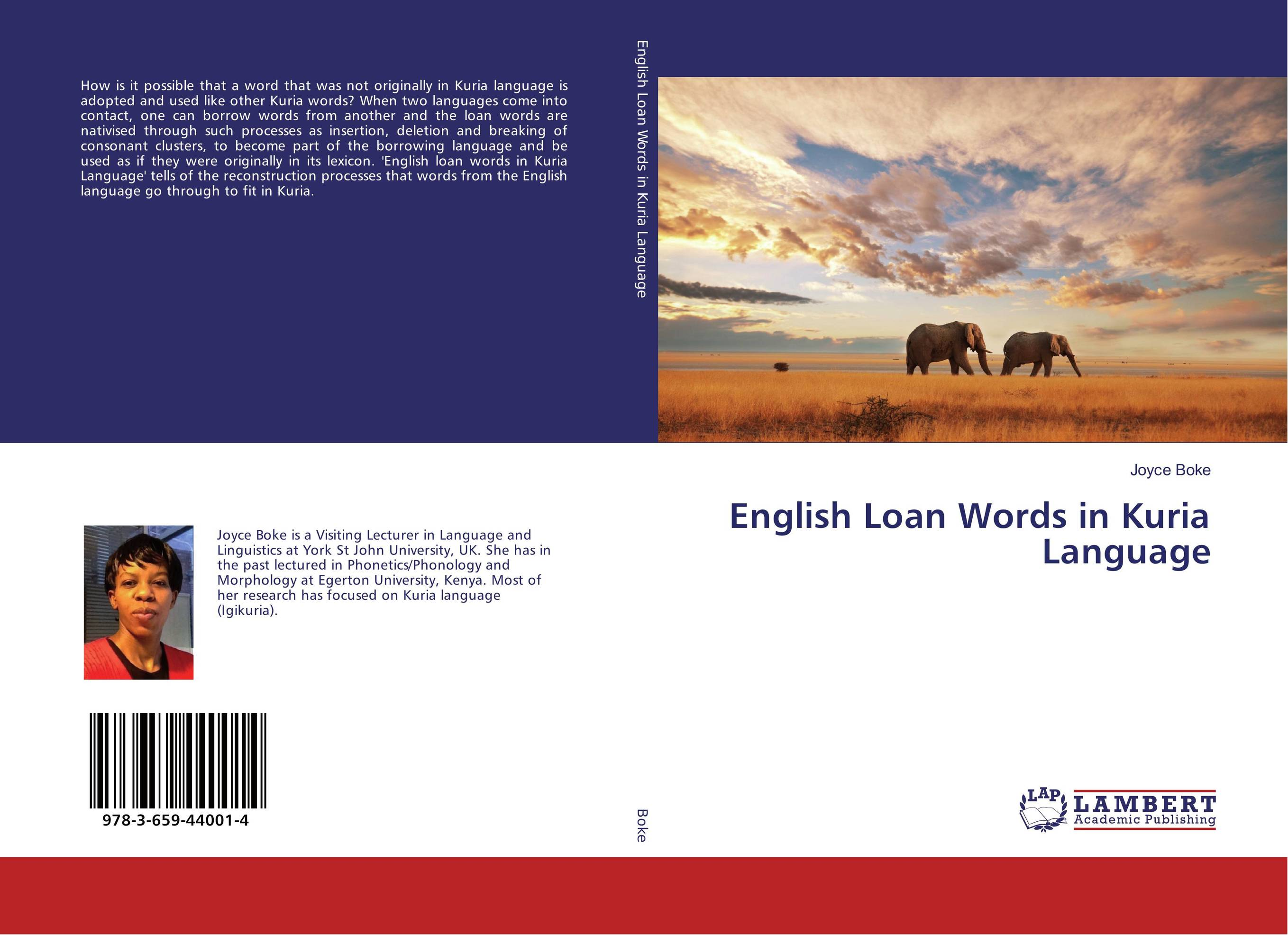 English Loan Words in Kuria Language lisa kohne two way language immersion students how they fare in secondary school