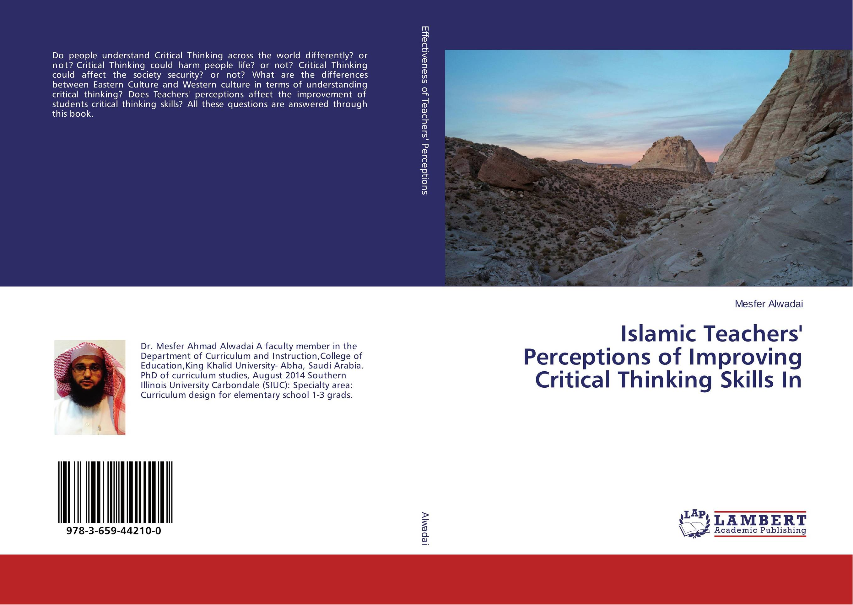 Islamic Teachers' Perceptions of Improving Critical Thinking Skills In