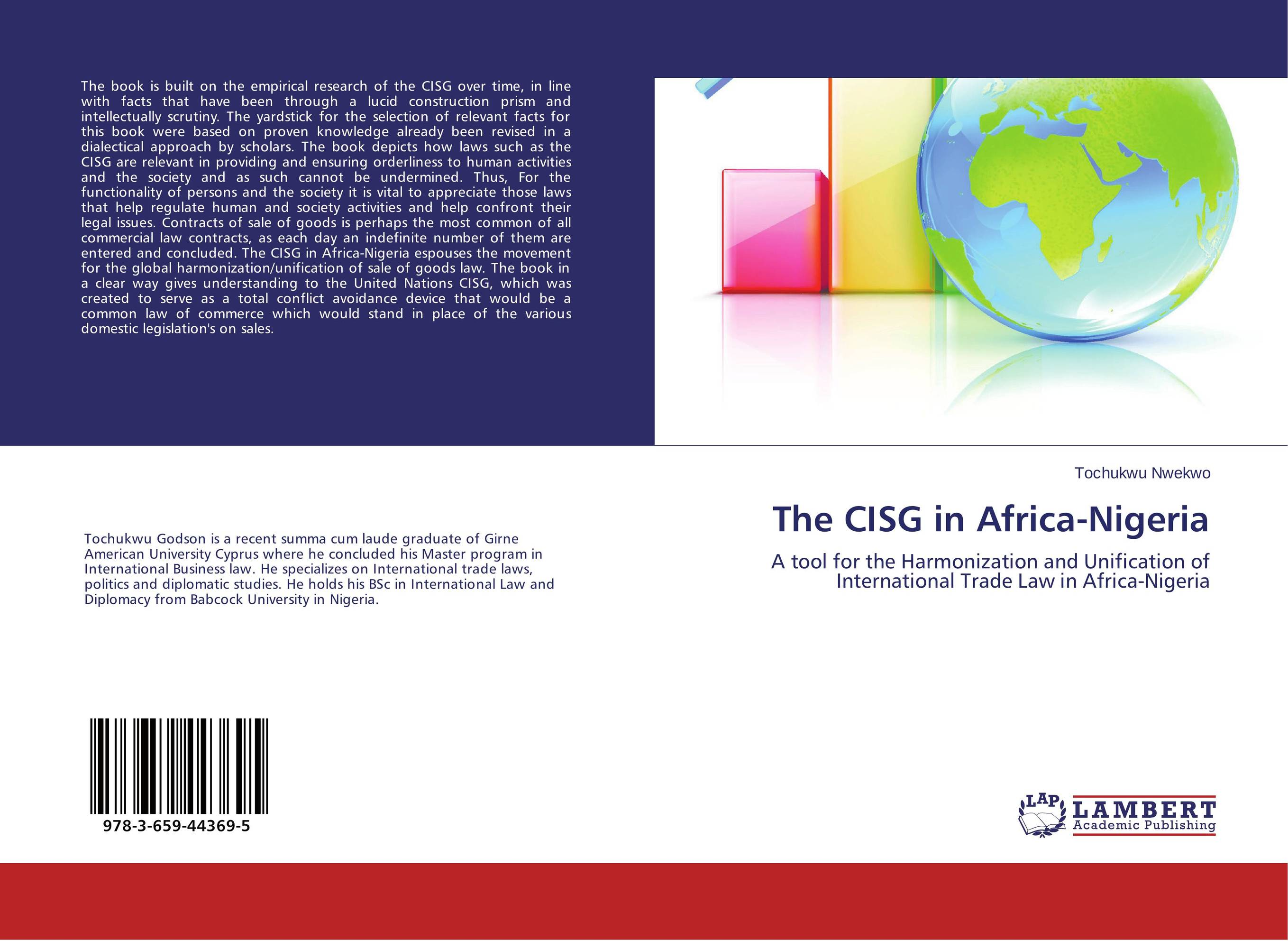 The CISG in Africa-Nigeria comparative assessment of petroleum sharing contracts in nigeria