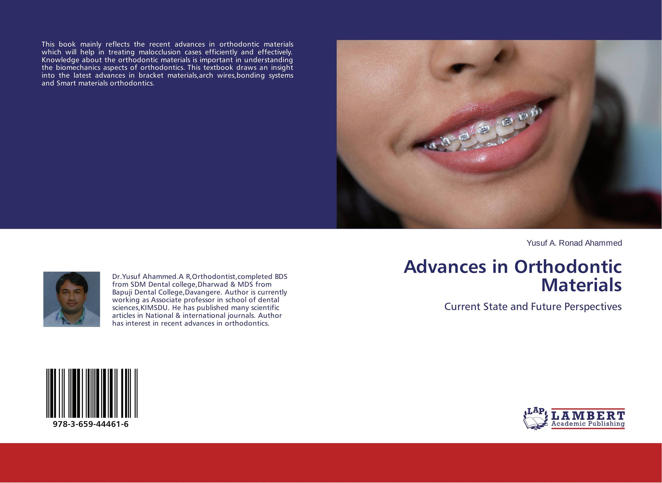 Advances in Orthodontic Materials advances in electronic ceramic materials
