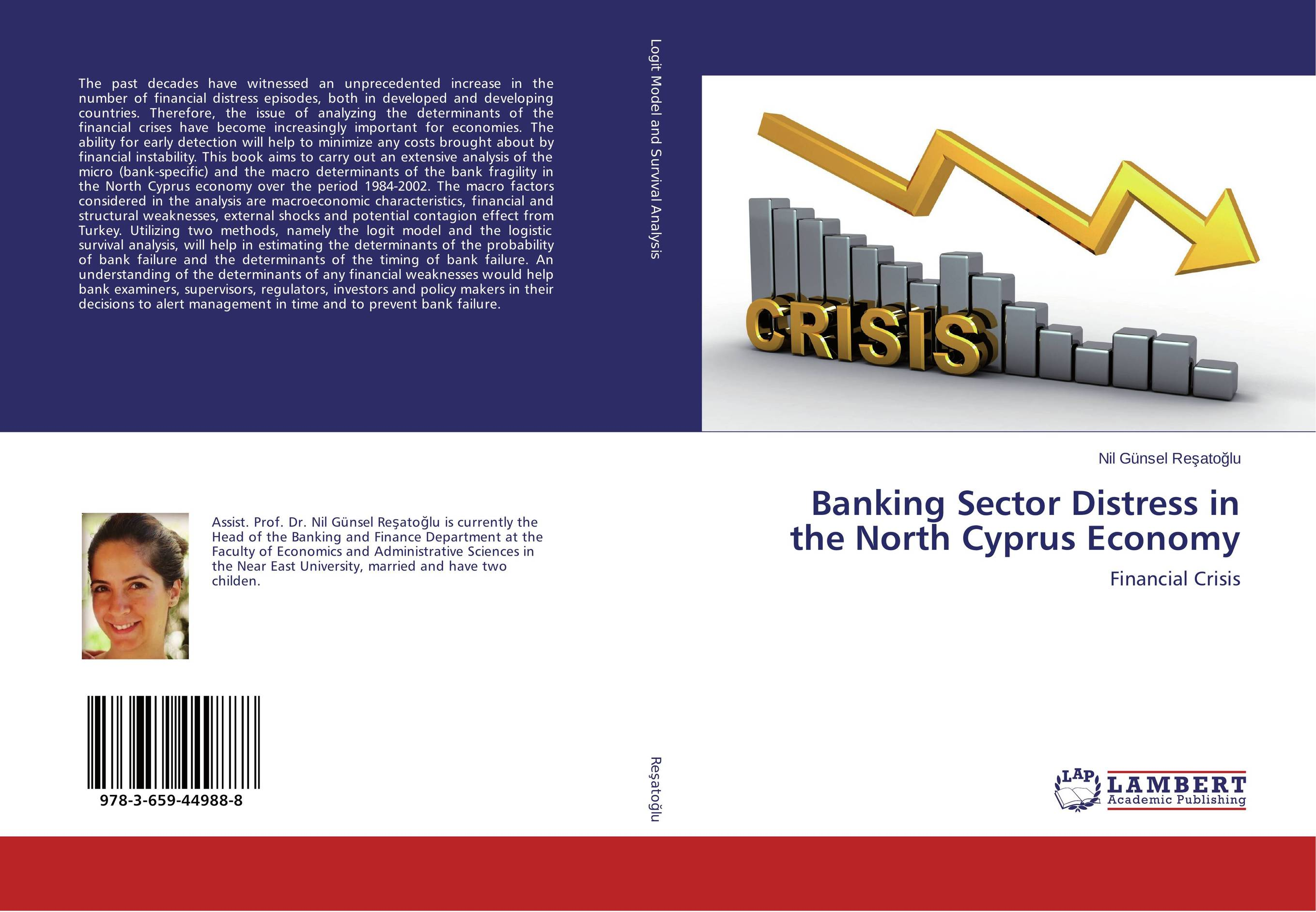 Banking Sector Distress in the North Cyprus Economy damsel in distress