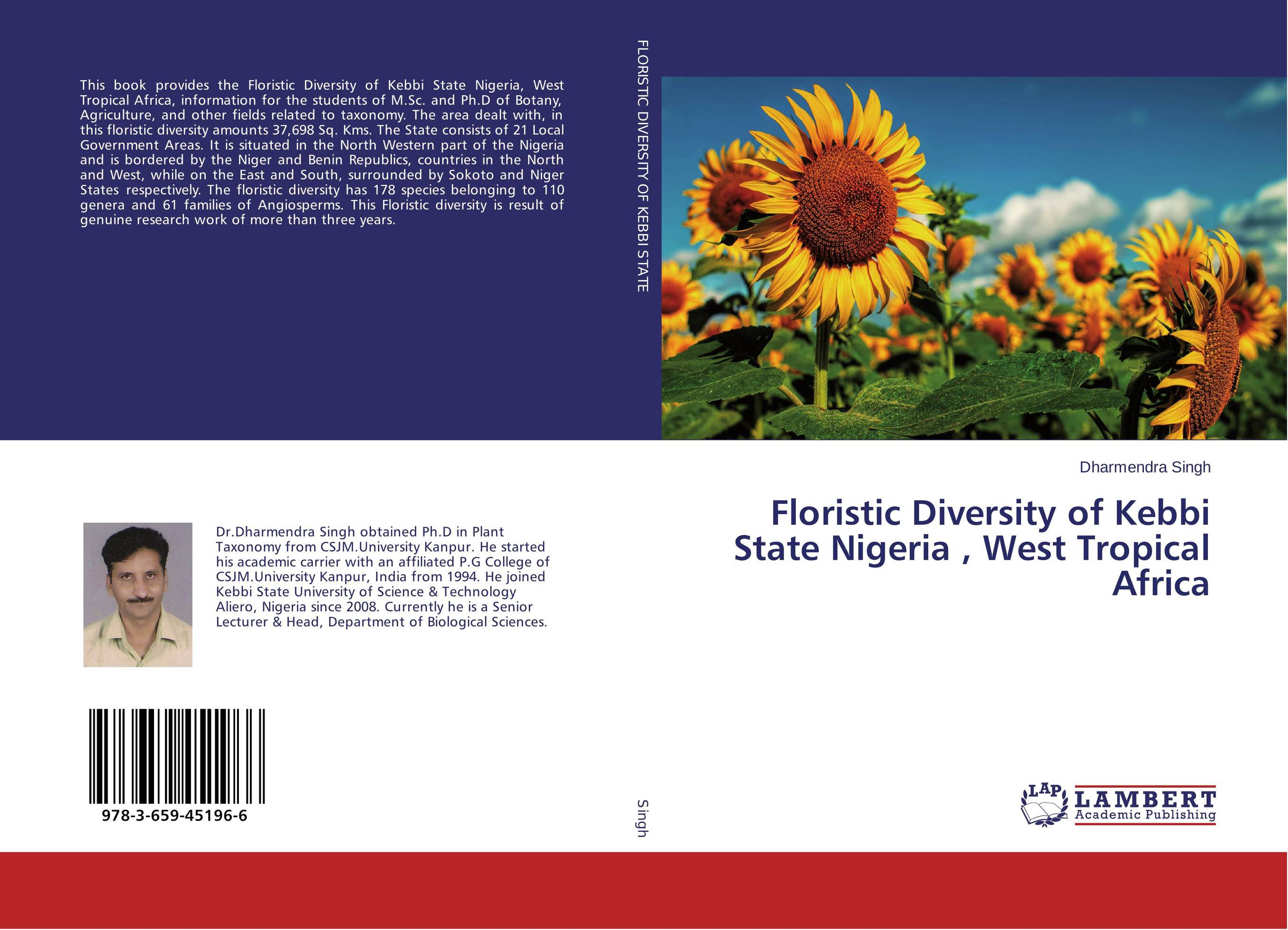Floristic Diversity of Kebbi State Nigeria , West Tropical Africa kent west and the weald
