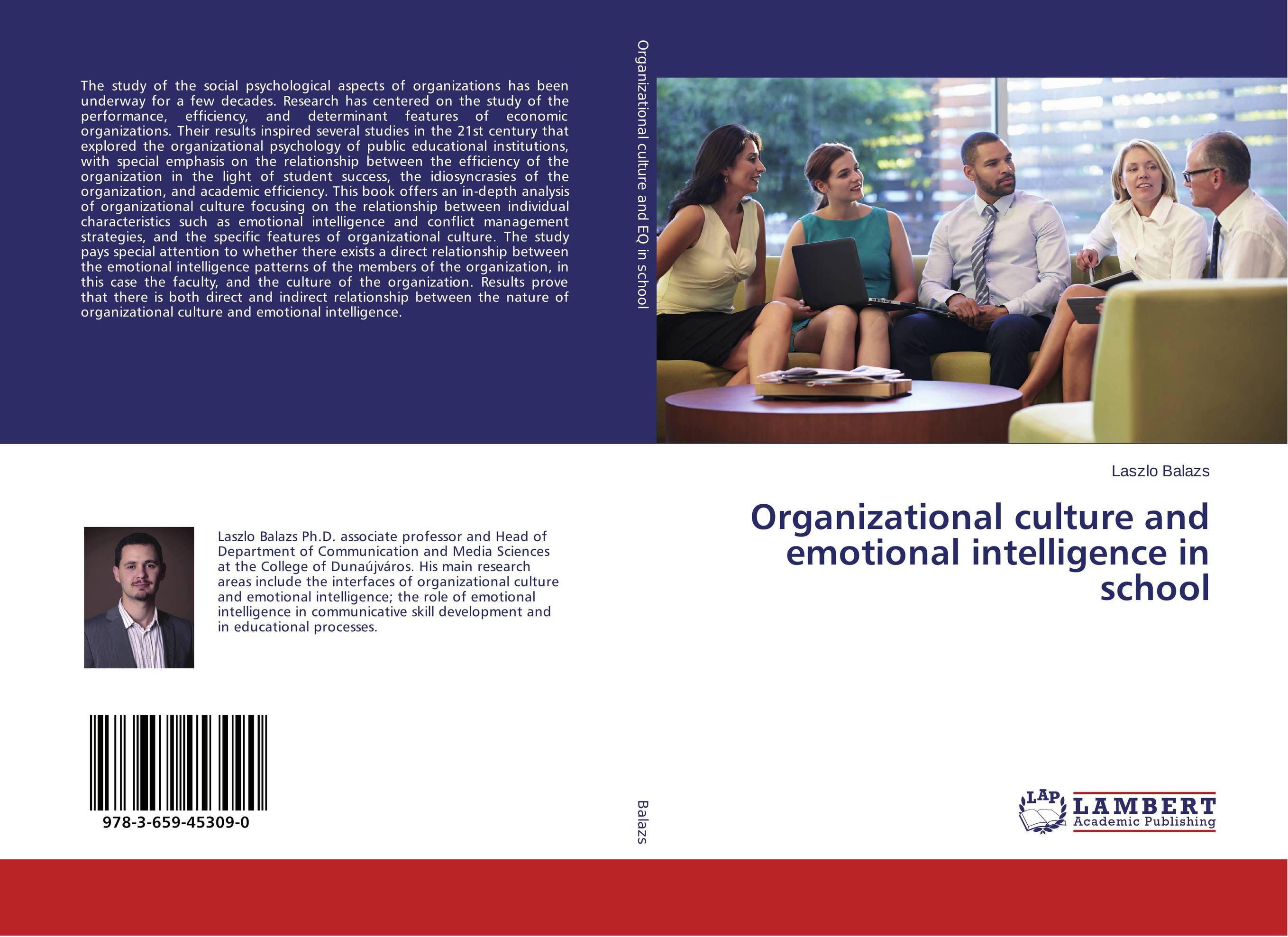 a study of emotional intelligence Emotional intelligence often referred also as emotional intelligence quotient is the ability of an individual to perceive, assess and manage emotions of his own self and of other people salovey and mayer (1990) define emotional intelligence as the ability to monitor one's own and others' feelings.