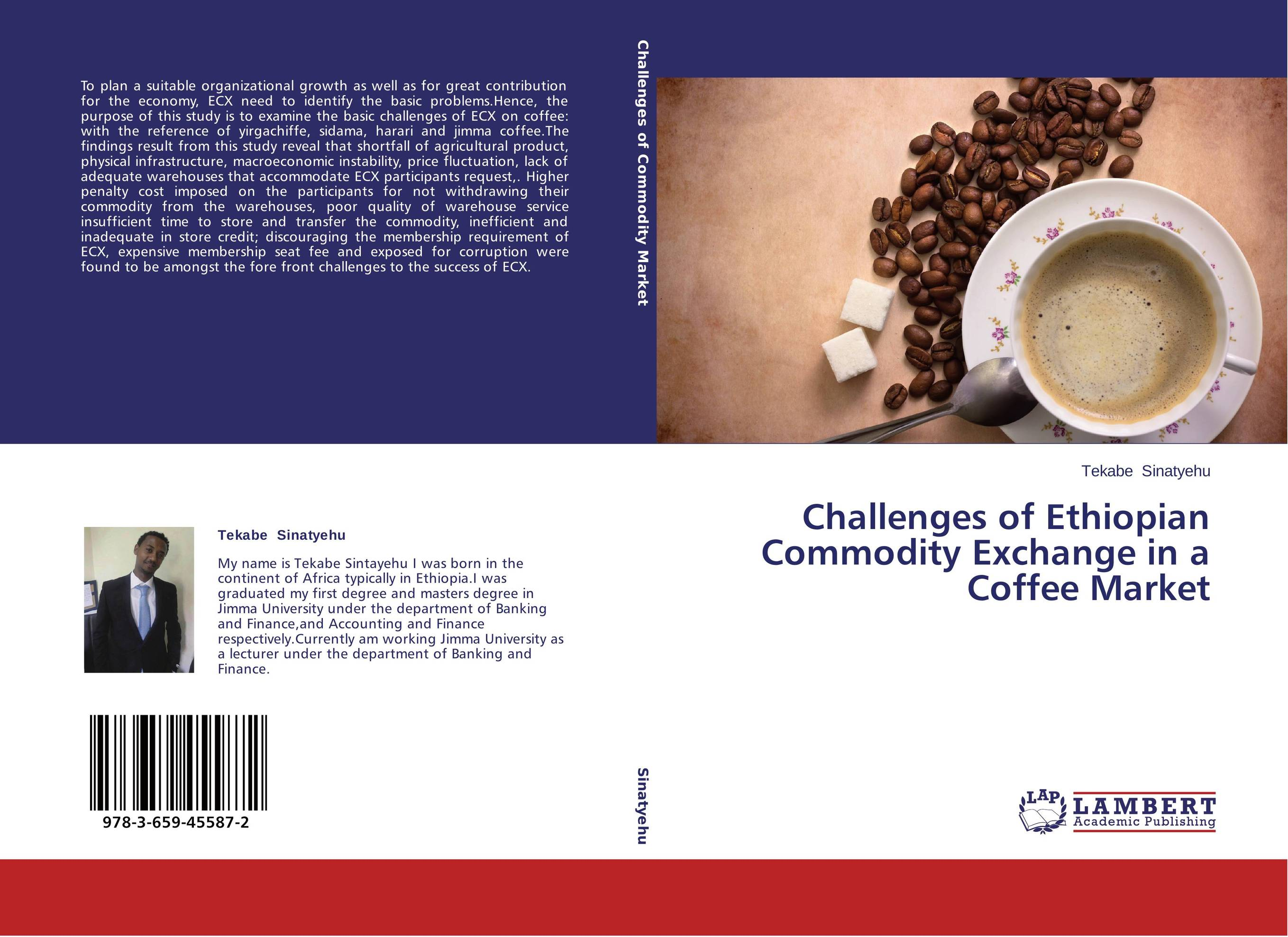 Challenges of Ethiopian Commodity Exchange in a Coffee Market игрушка ecx crawler temper red white ecx00012t1
