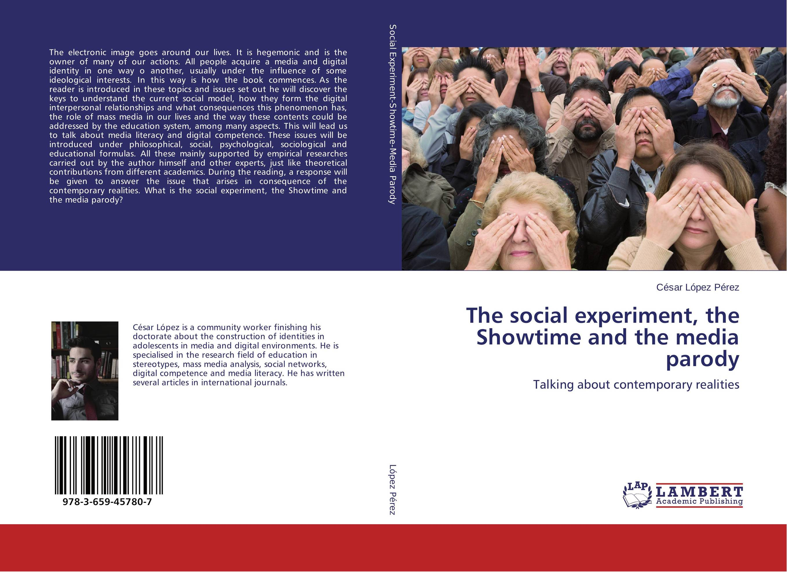 The social experiment, the Showtime and the media parody the social experiment the showtime and the media parody