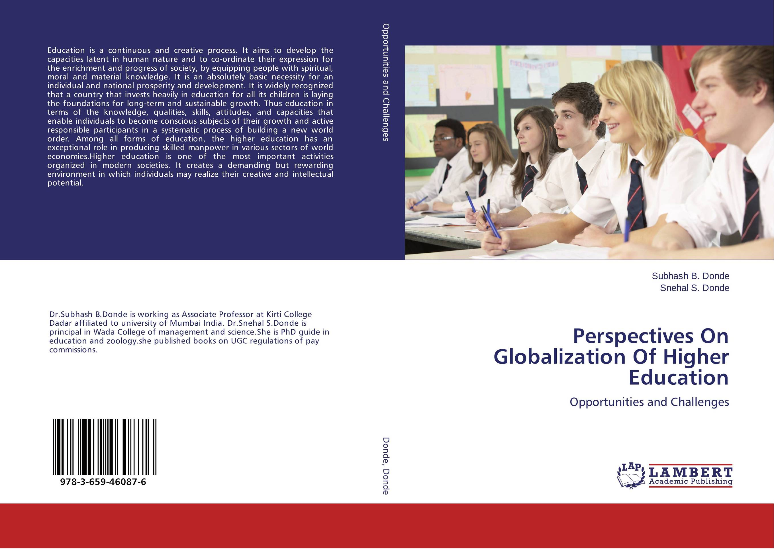 Perspectives On Globalization Of Higher Education religious education in comparative perspectives