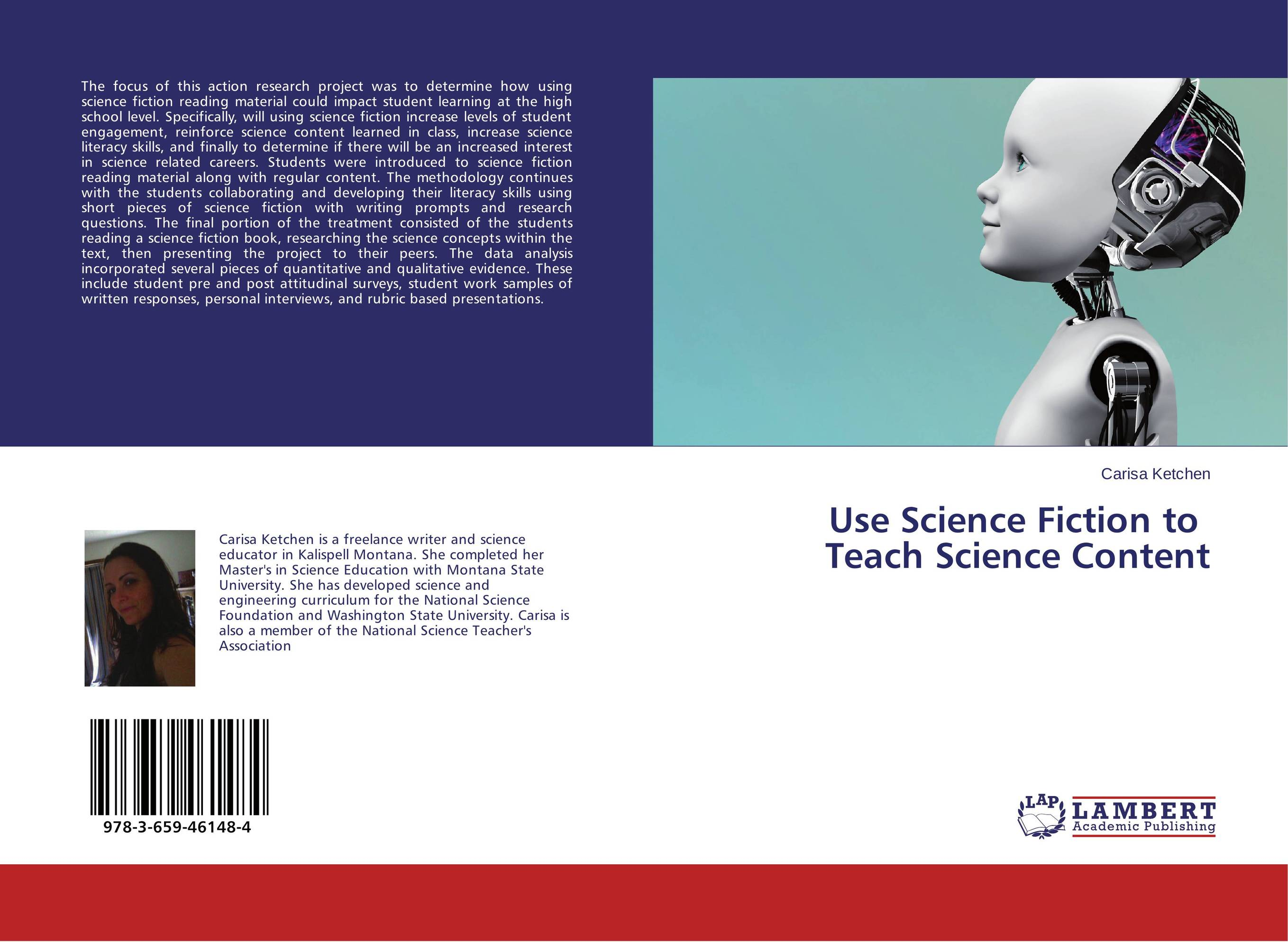 Use Science Fiction to Teach Science Content цена и фото