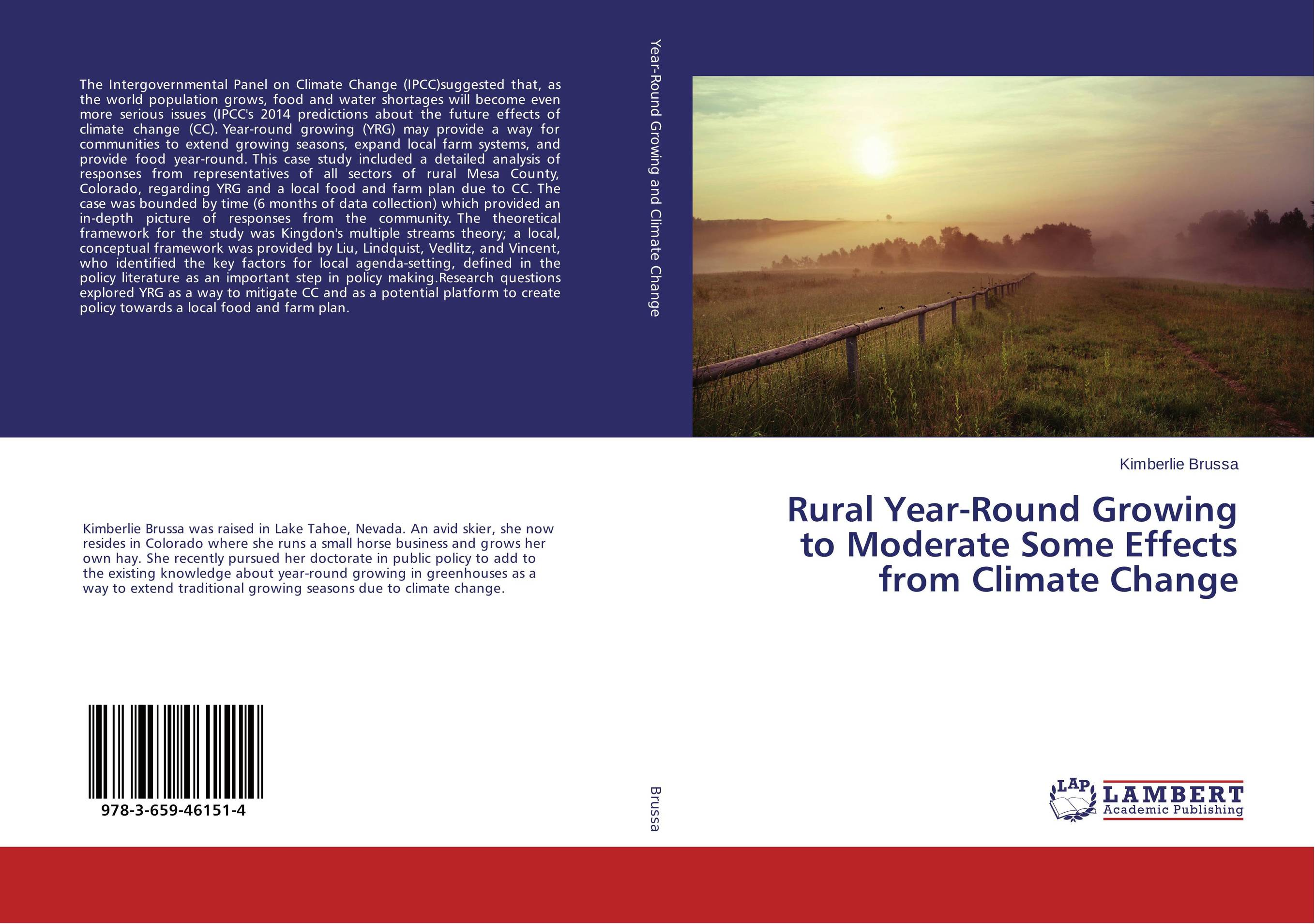 Rural Year-Round Growing to Moderate Some Effects from Climate Change atamjit singh pal paramjit kaur khinda and amarjit singh gill local drug delivery from concept to clinical applications