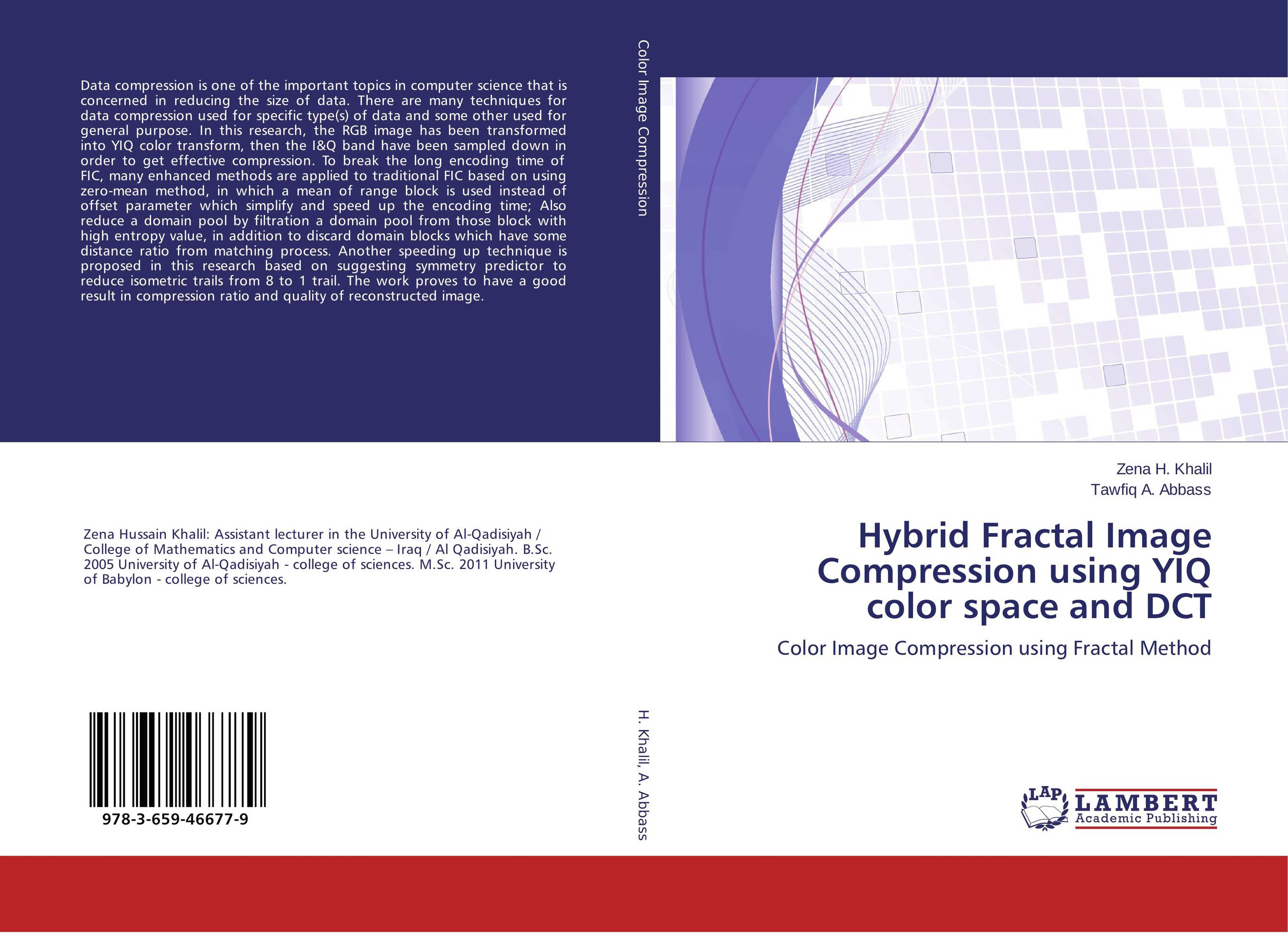 Hybrid Fractal Image Compression using YIQ color space and DCT 3d terrain data compression using wavelets