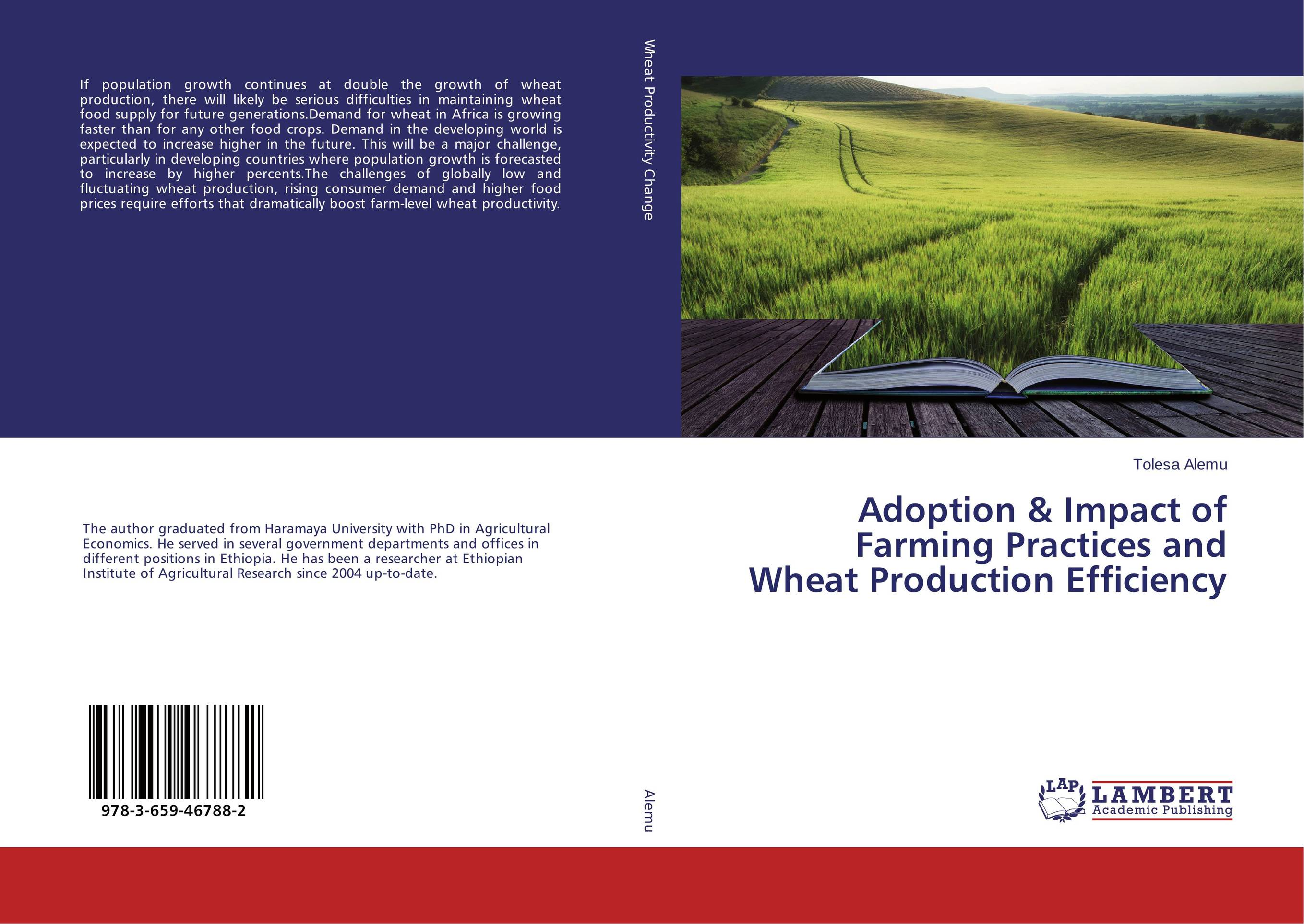 Adoption & Impact of Farming Practices and Wheat Production Efficiency wheat breeding for rust resistance