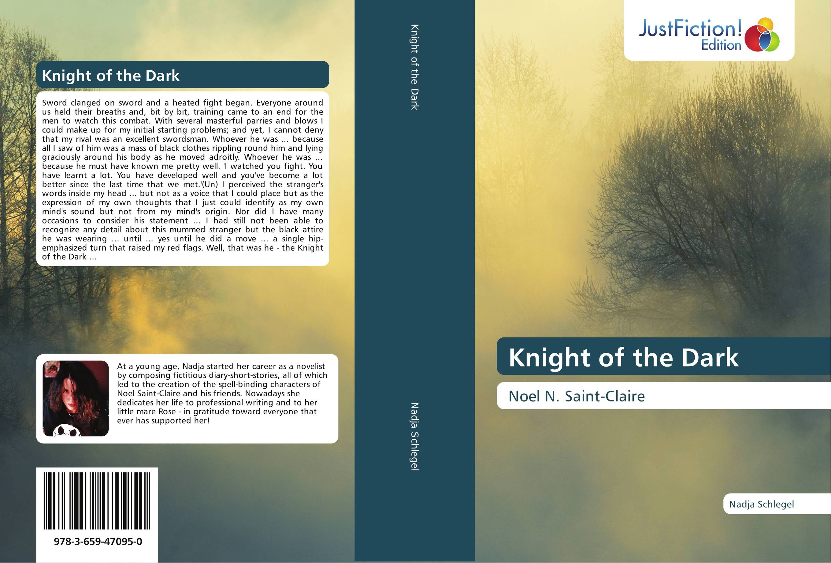Knight of the Dark that s not my robot