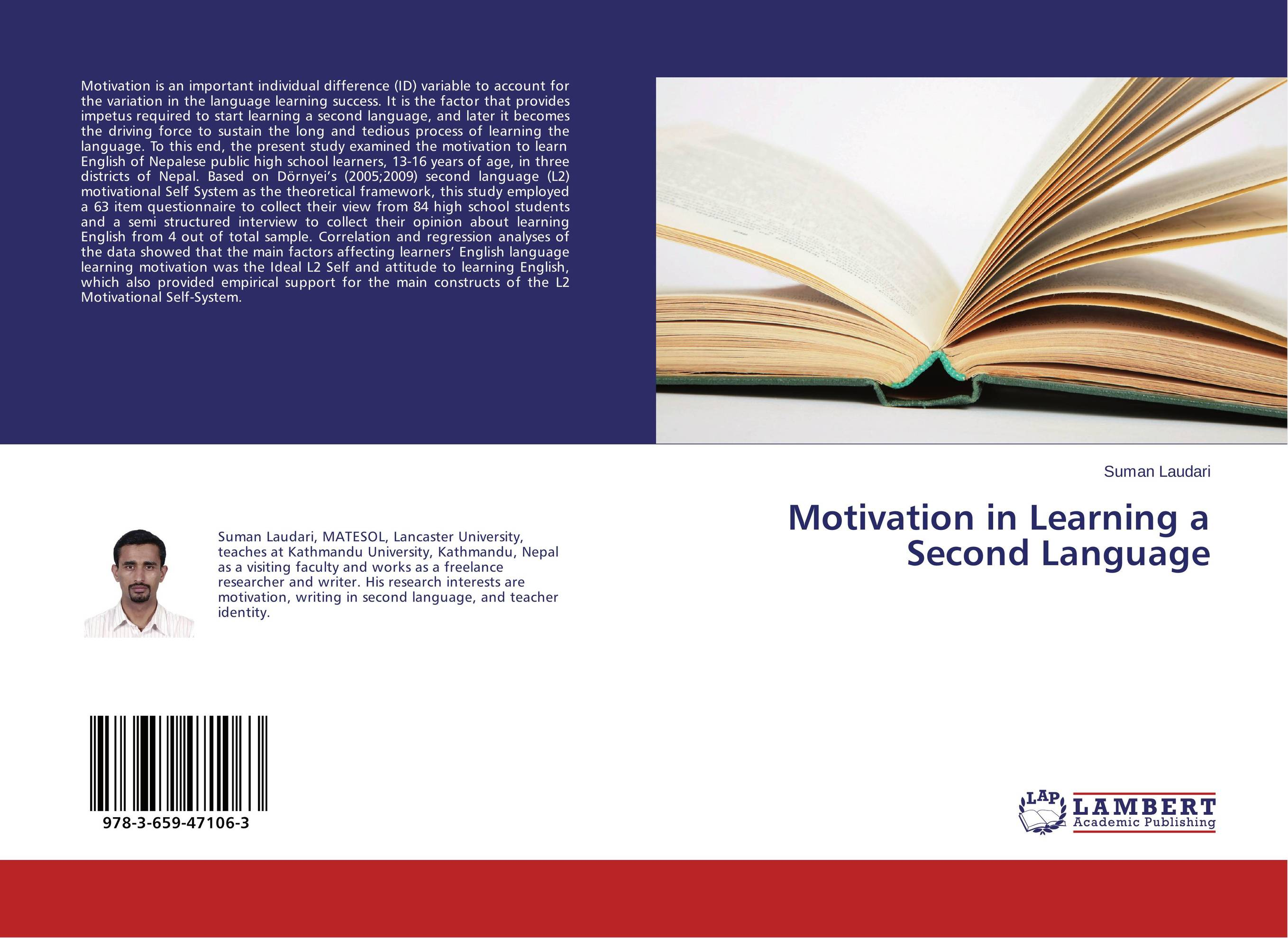 Motivation in Learning a Second Language learner autonomy and web based language learning wbll