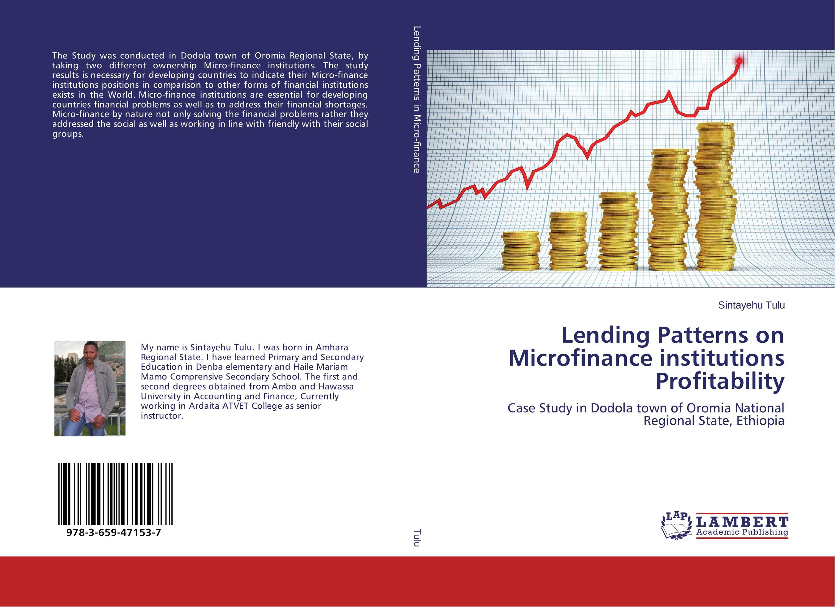 Lending Patterns on Microfinance institutions Profitability micro finance in india