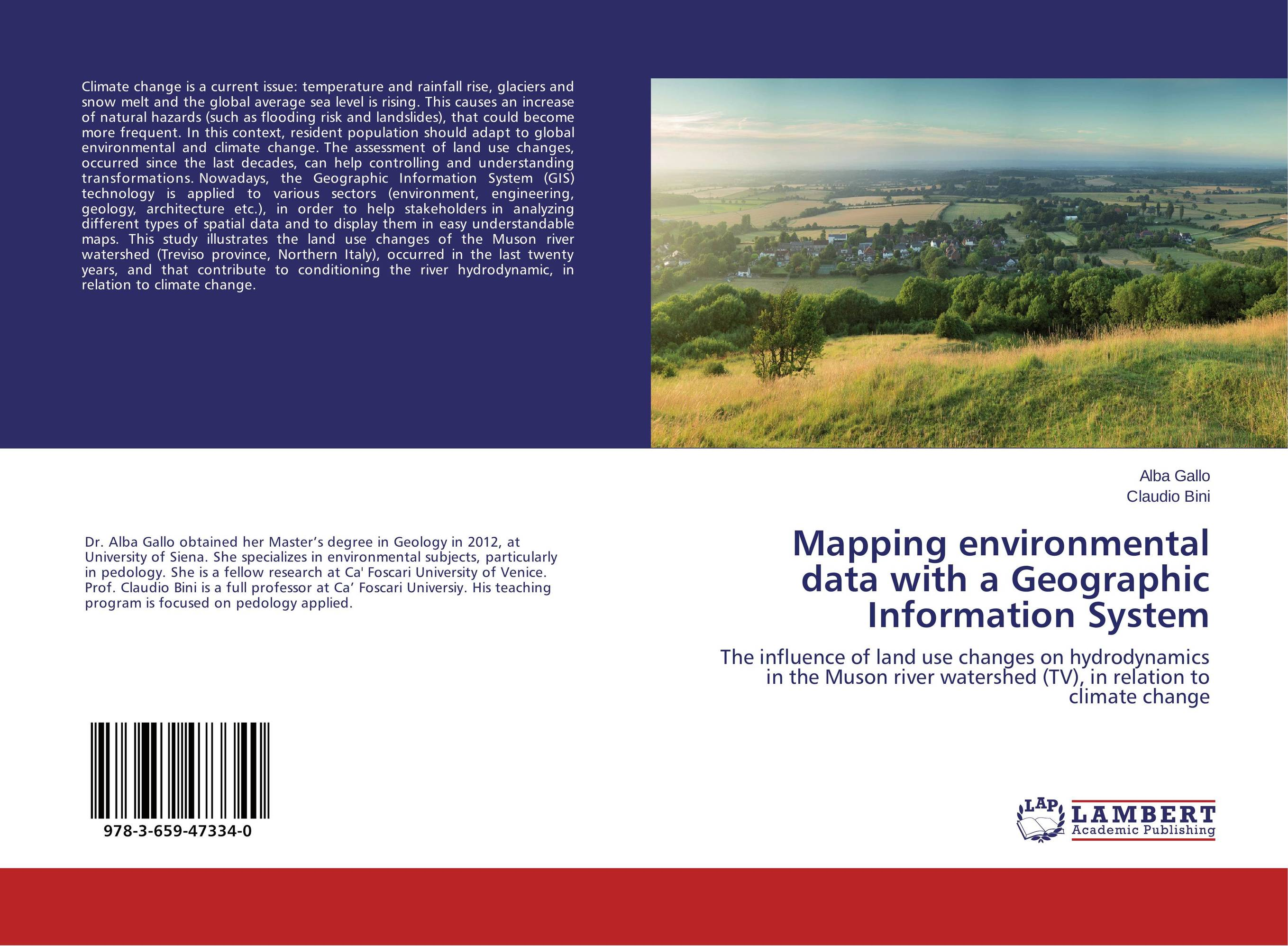 Mapping environmental data with a Geographic Information System laszlo drienko a linguistic agreement mapping system model