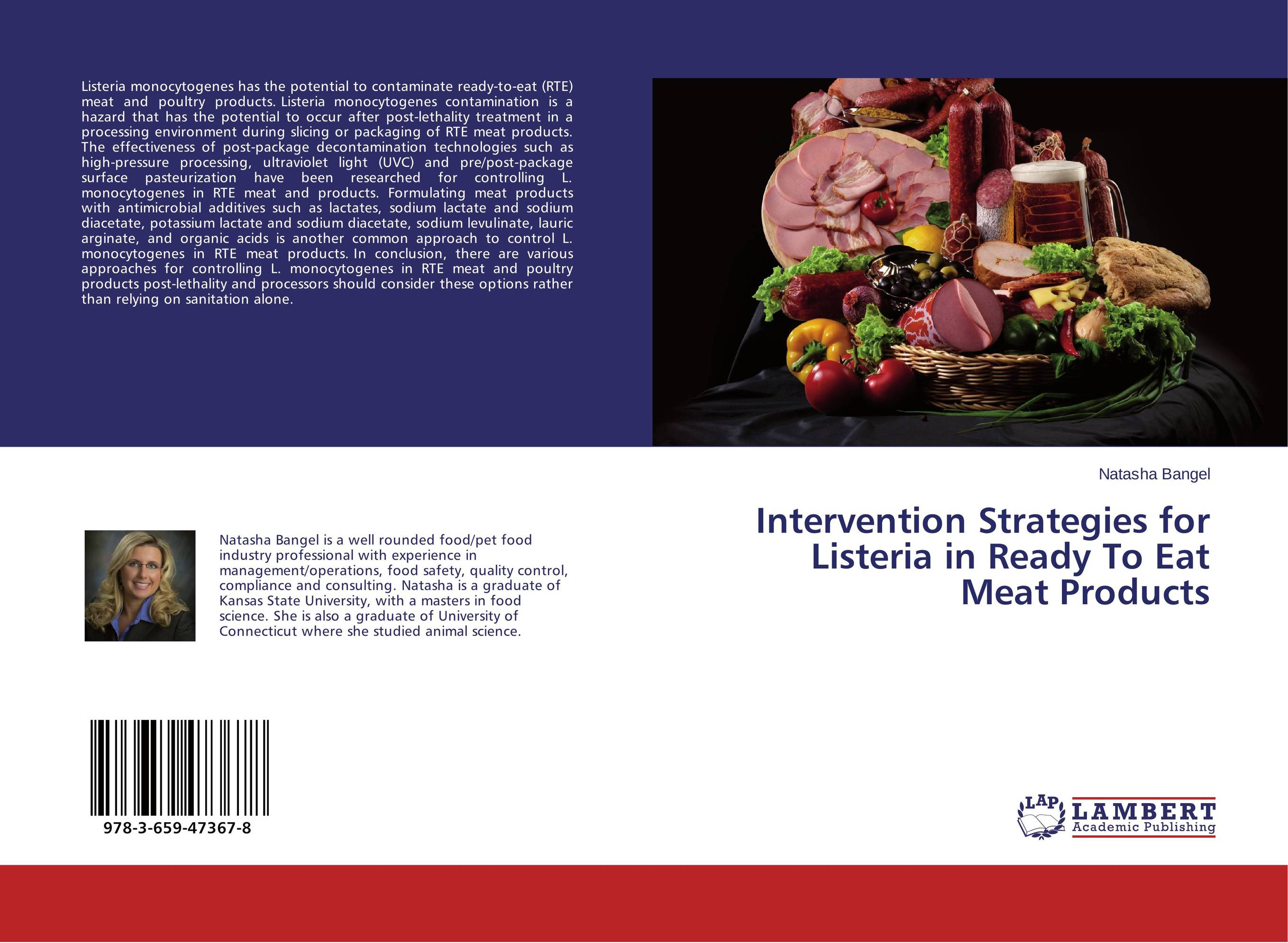 Intervention Strategies for Listeria in Ready To Eat Meat Products microbial biofilms of listeria monocytogenes