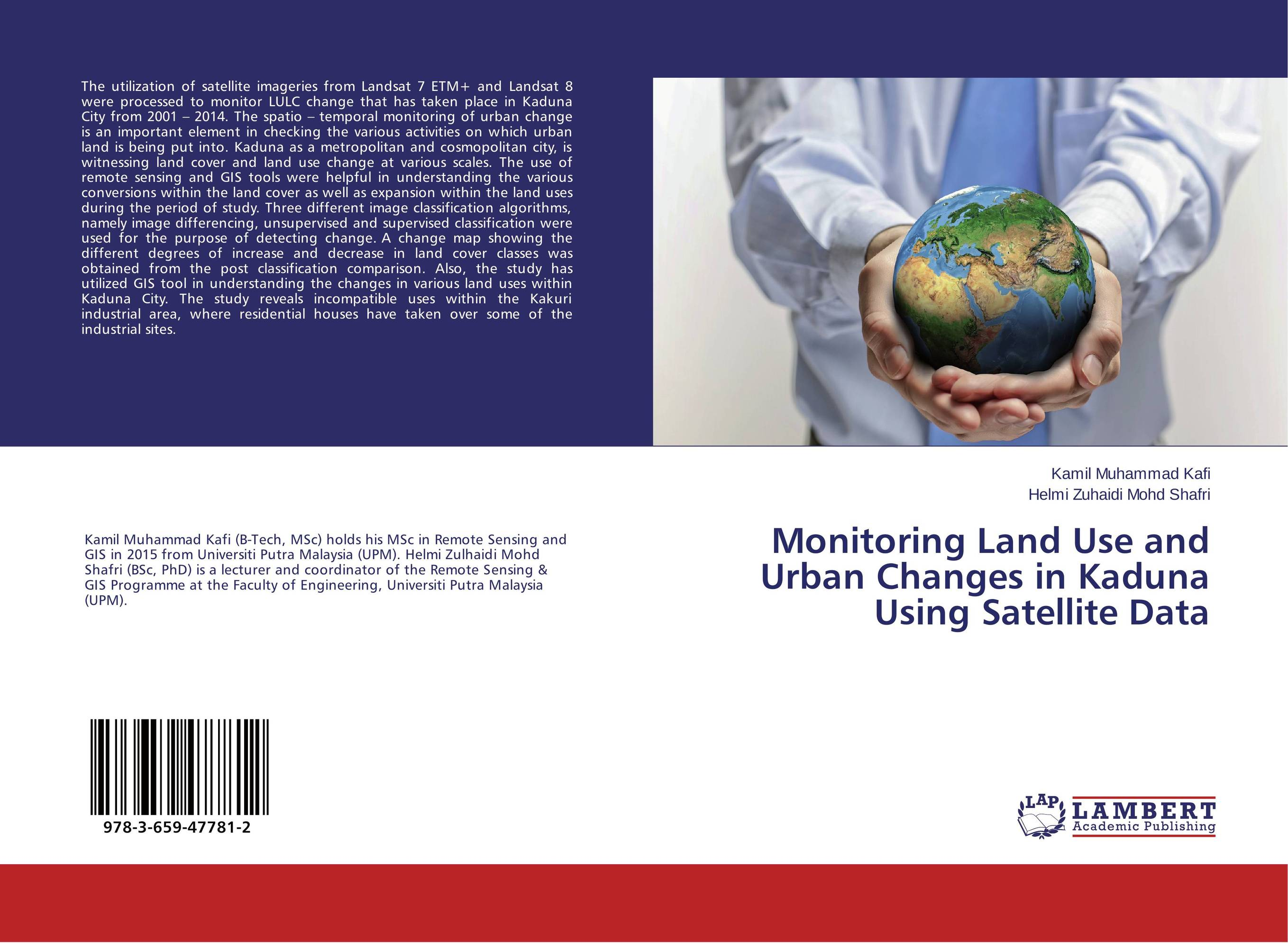 Monitoring Land Use and Urban Changes in Kaduna Using Satellite Data land of savagery land of promise – the european image of the american