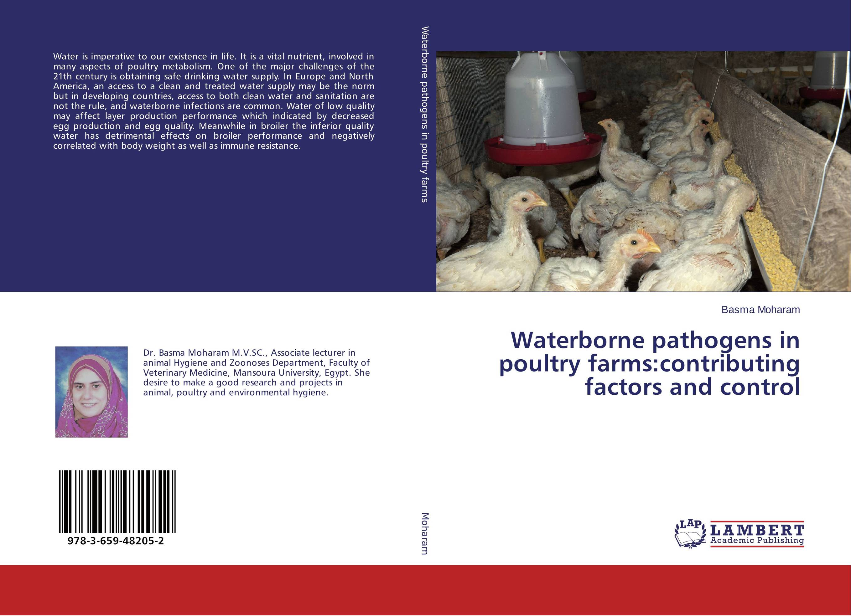 Waterborne pathogens in poultry farms:contributing factors and control t v tamilam biological control of houseflies in poultry farms