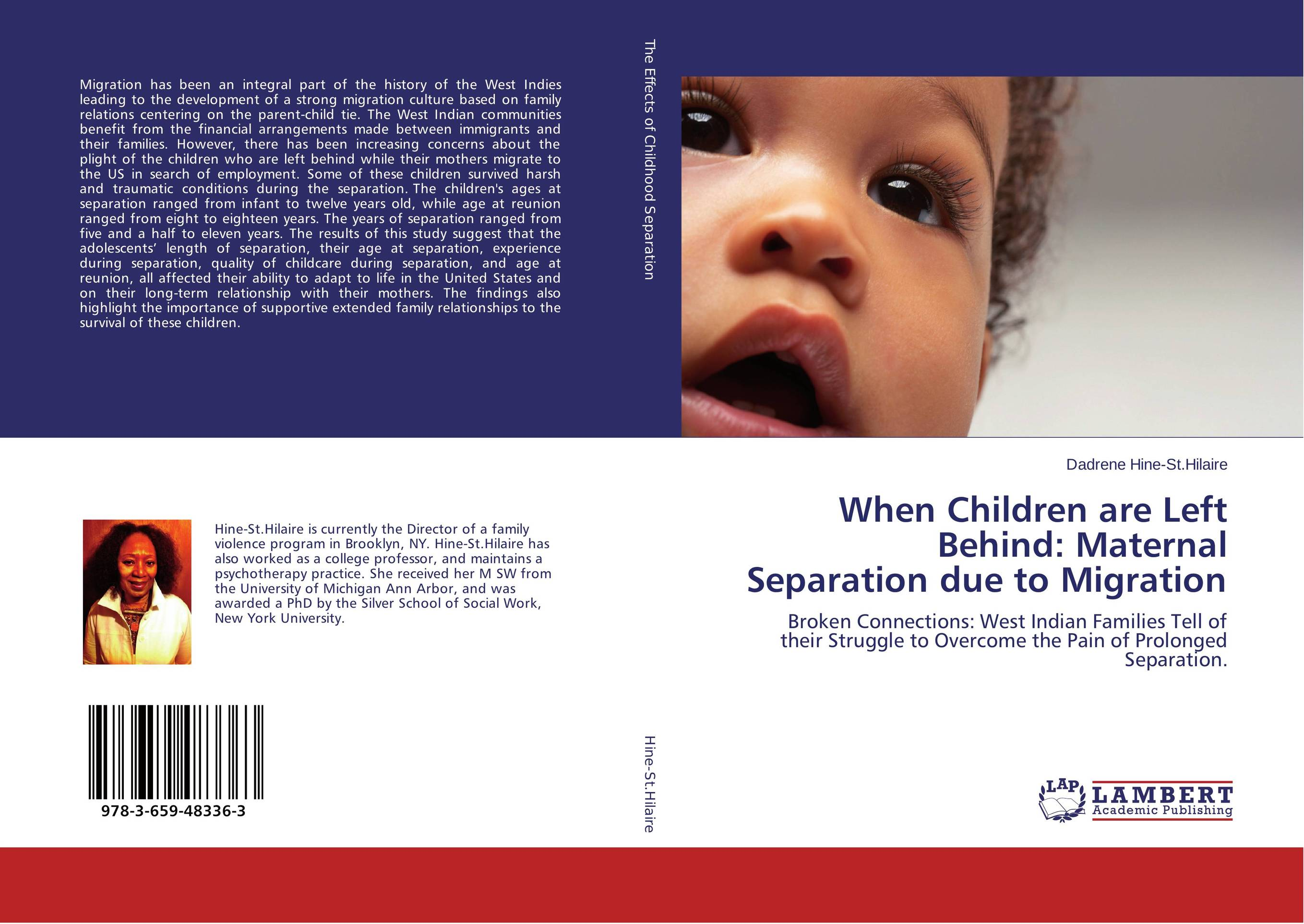 When Children are Left Behind: Maternal Separation due to Migration max klim the youngest criminals sentenced to death executions of children and adolescents from 10 to 17 years