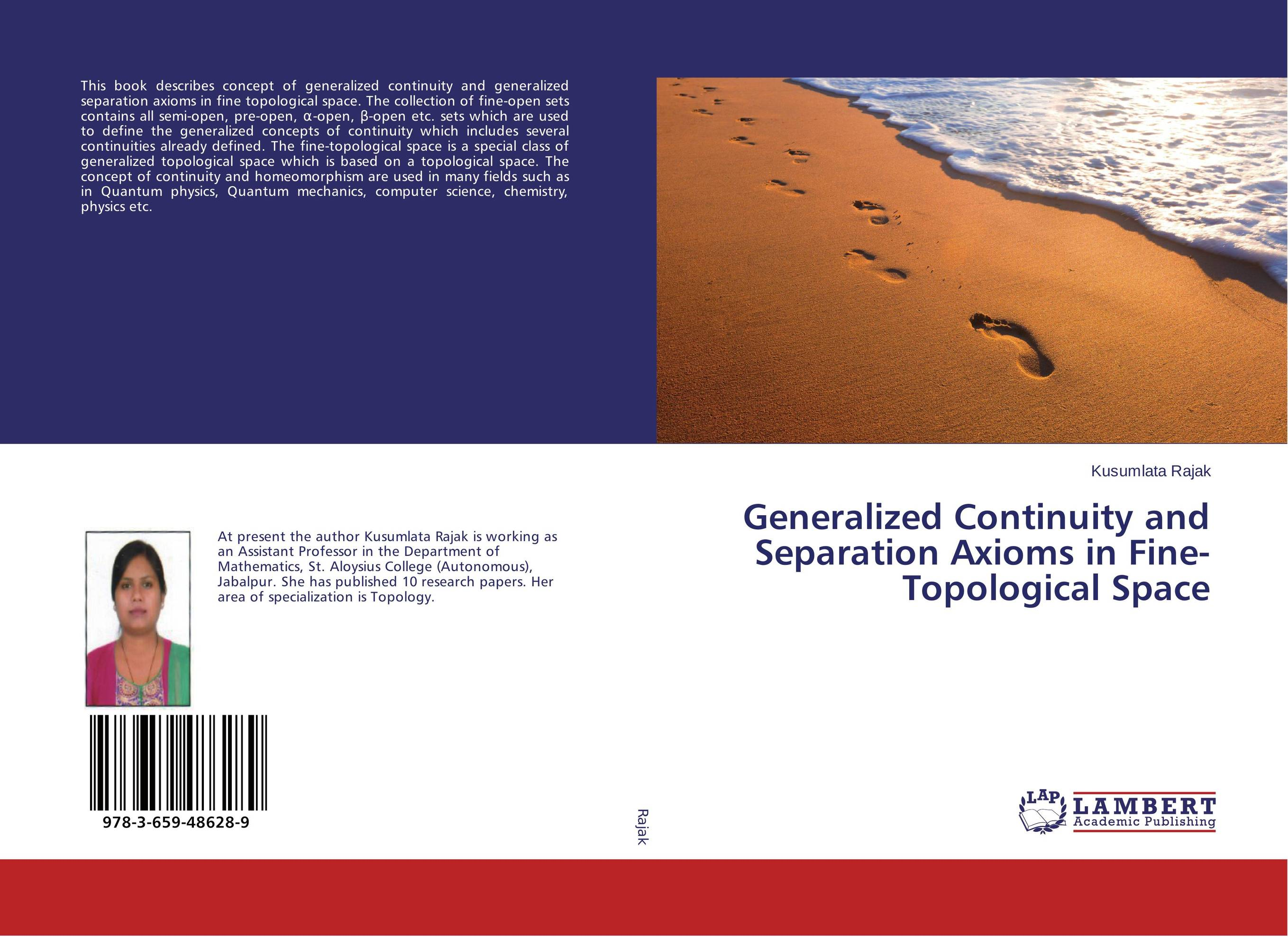 Generalized Continuity and Separation Axioms in Fine-Topological Space