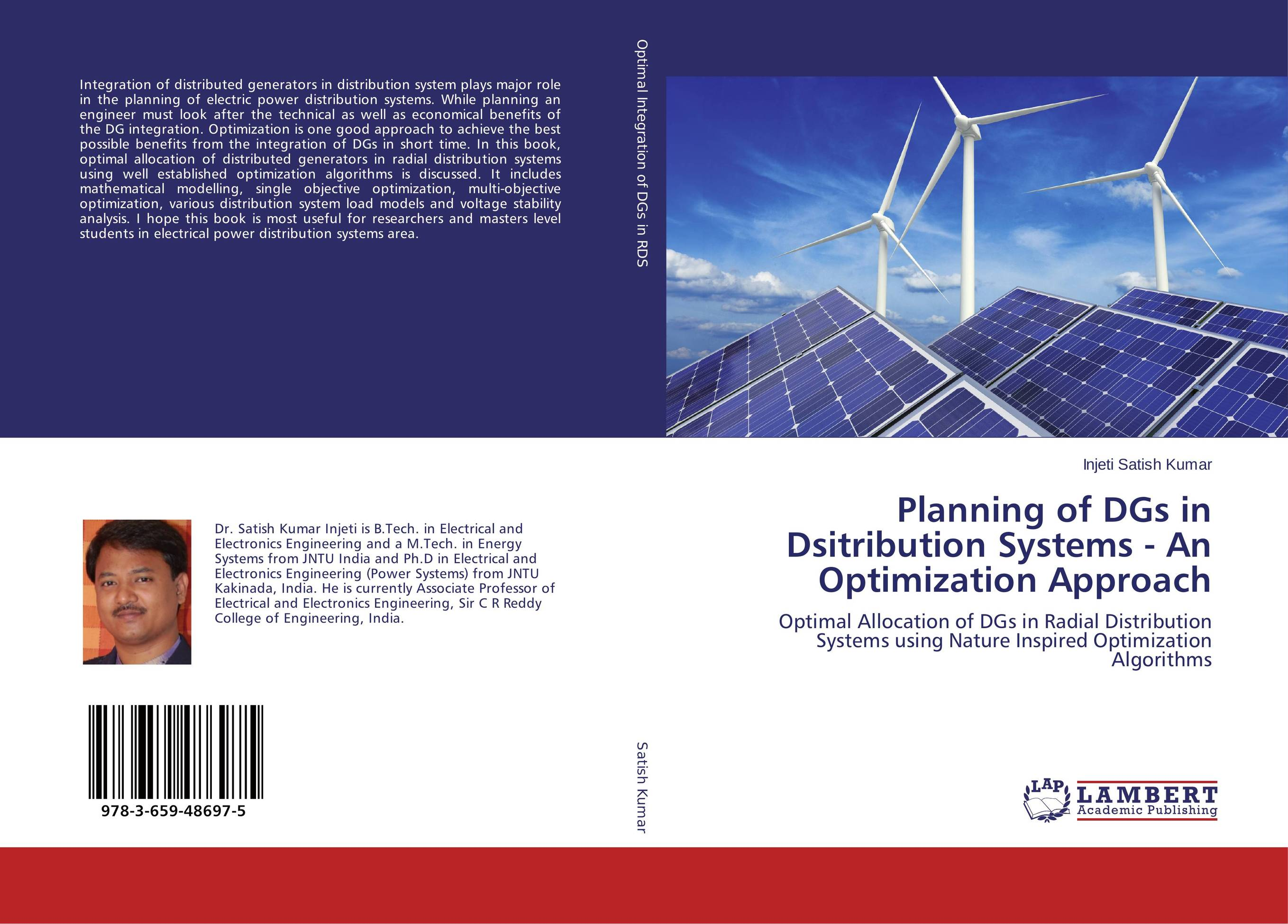 Planning of DGs in Dsitribution Systems - An Optimization Approach