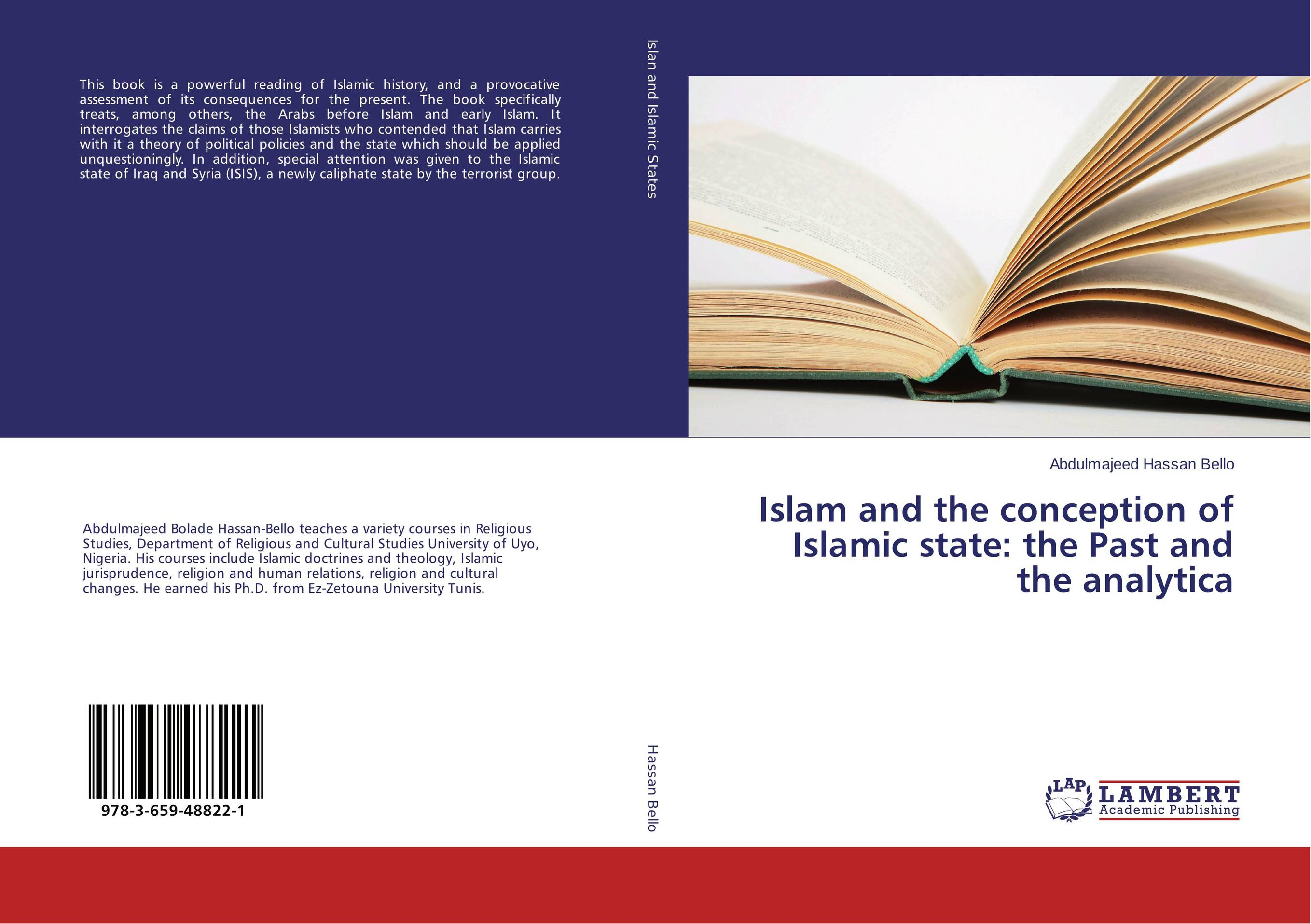 Islam and the conception of Islamic state: the Past and the analytica md aminul islam design and analysis of a double fed solar ips