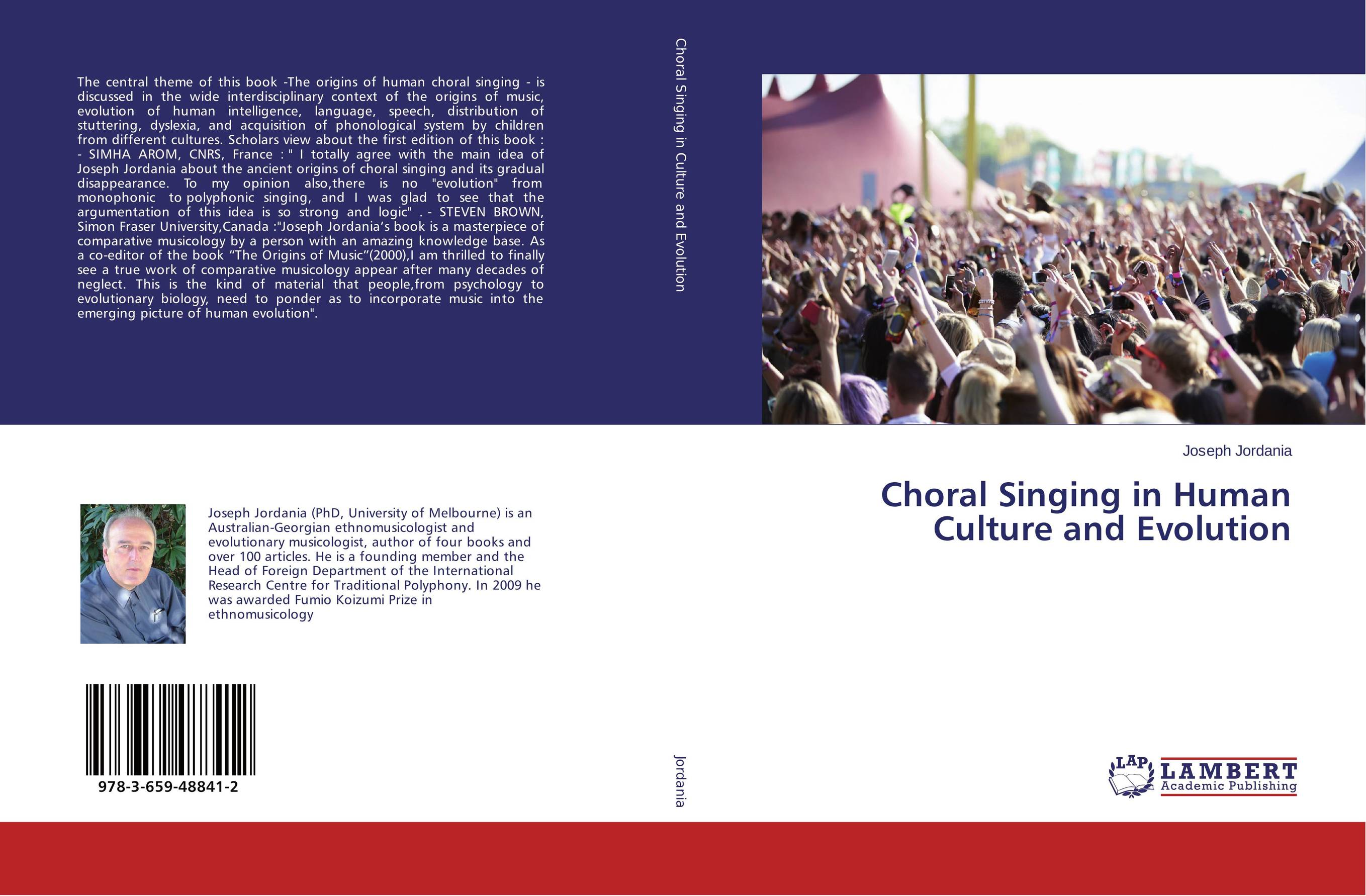 Choral Singing in Human Culture and Evolution the evolution of color vision