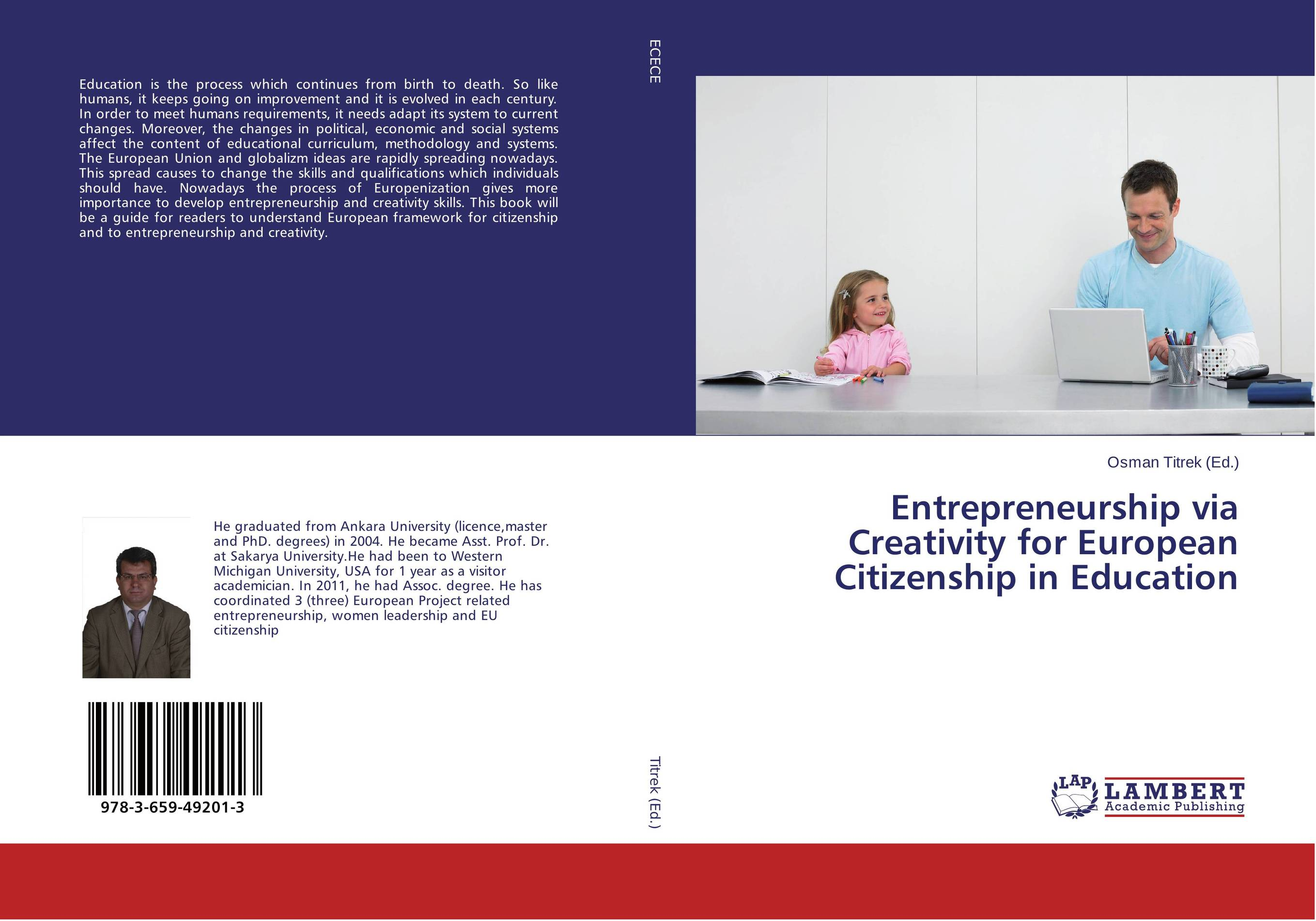 Entrepreneurship via Creativity for European Citizenship in Education cctv 4 port 10 100m poe net switch hub power over ethernet poe
