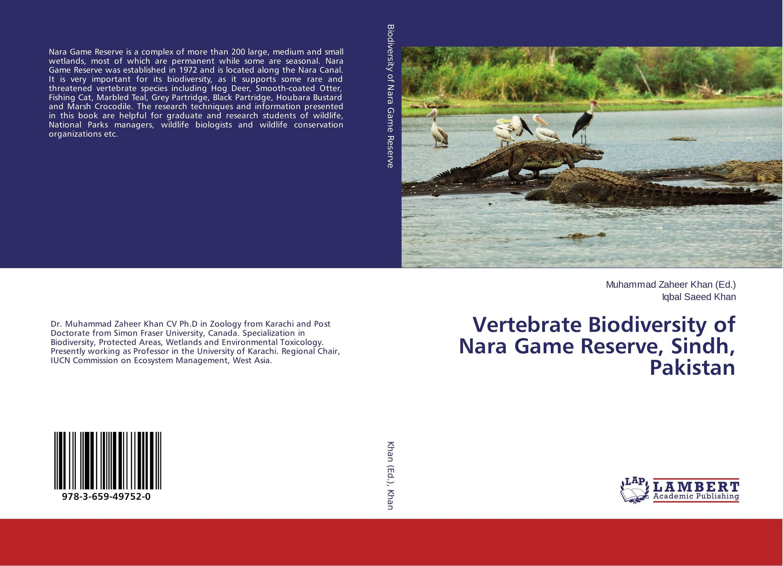 Vertebrate Biodiversity of Nara Game Reserve, Sindh, Pakistan biodiversity of chapredi reserve forest