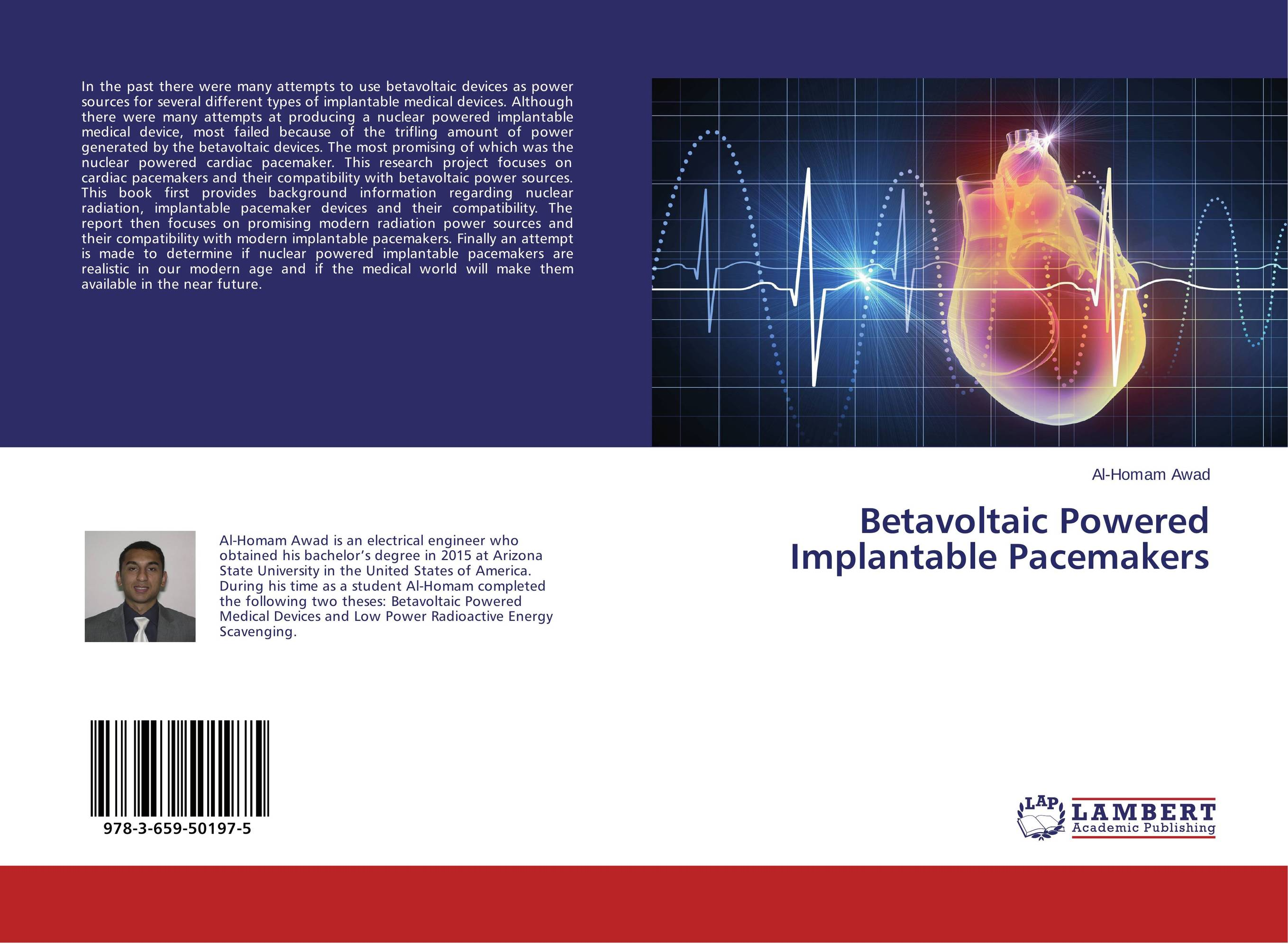 Betavoltaic Powered Implantable Pacemakers curr persp implt dev vol 2current perspectives on implantable cpid