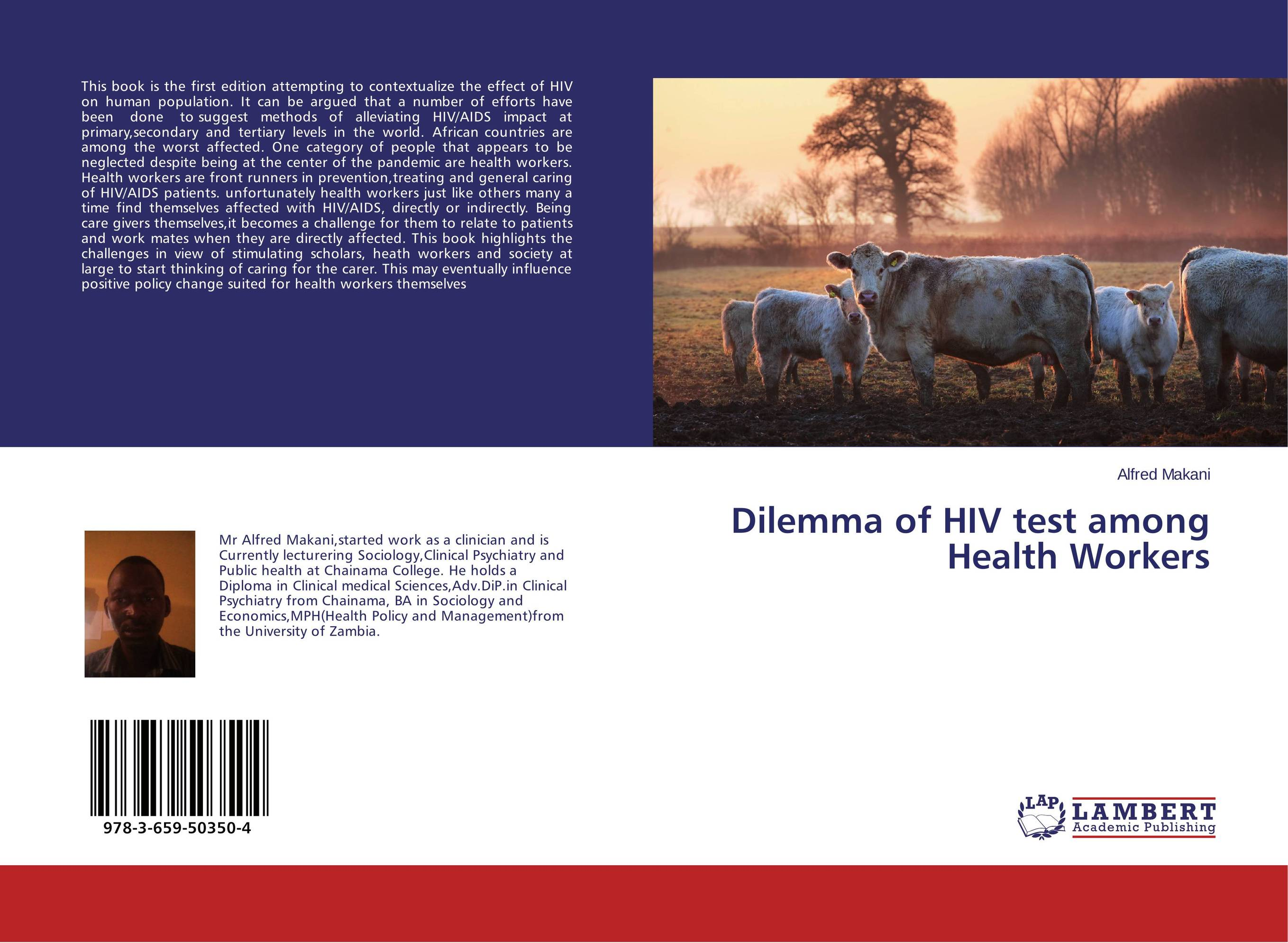 Dilemma of HIV test among Health Workers health awareness among continuing education workers