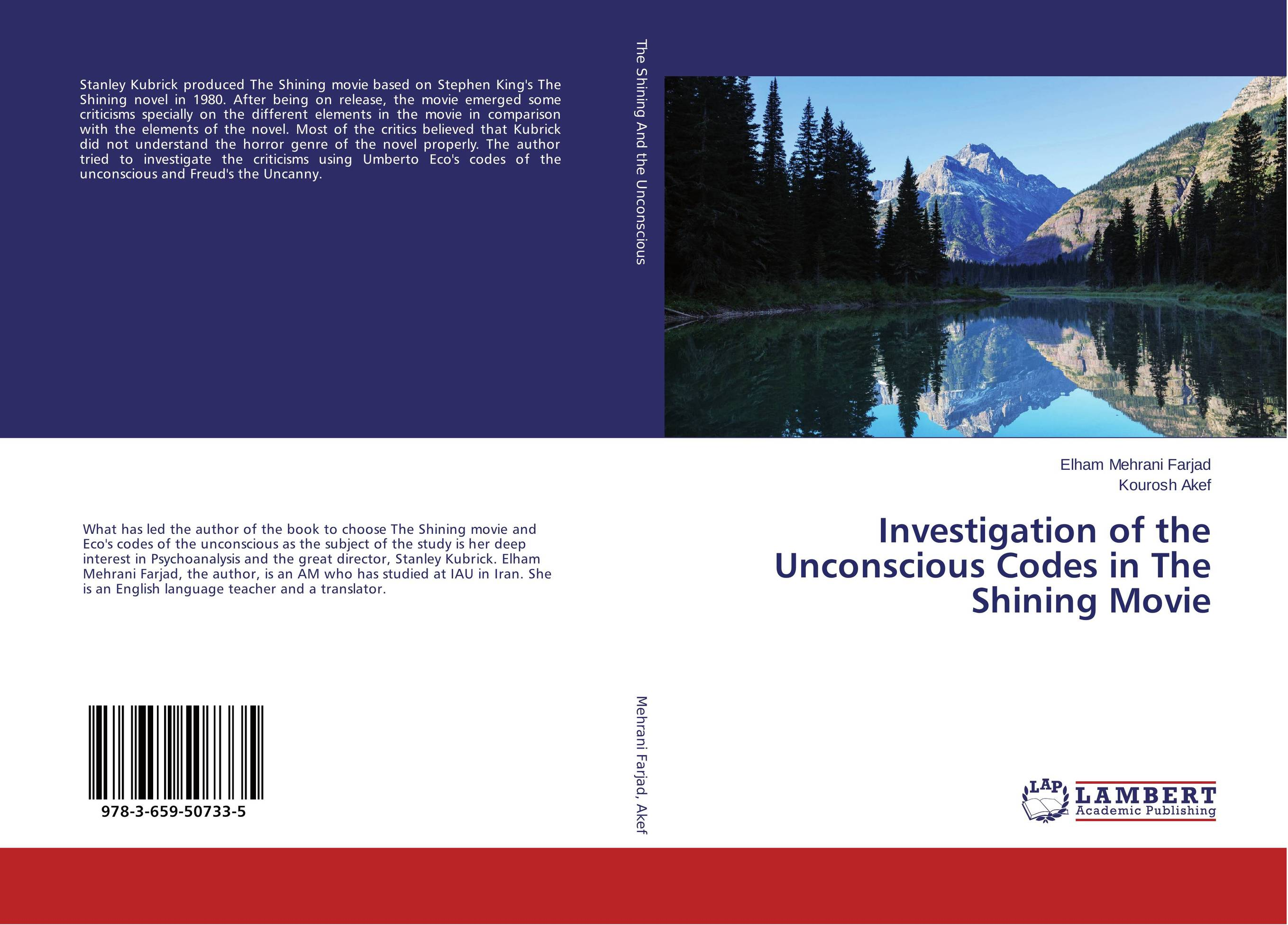Investigation of the Unconscious Codes in The Shining Movie xxx return of xander cage the official movie novelization