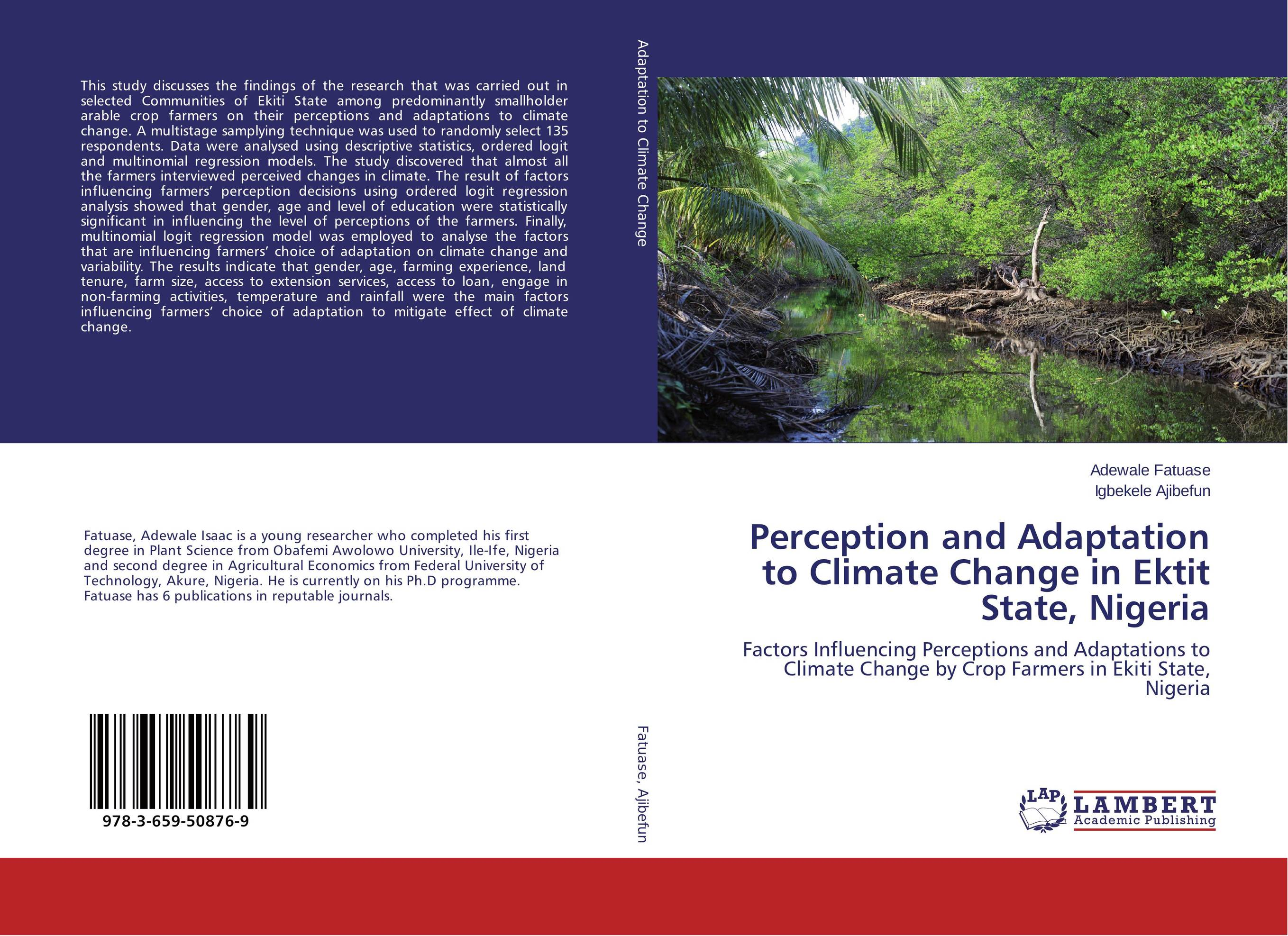 Perception and Adaptation to Climate Change in Ektit State, Nigeria 146g 10k 2 5 sas hard drive 42d0422 st9146802ss original 95