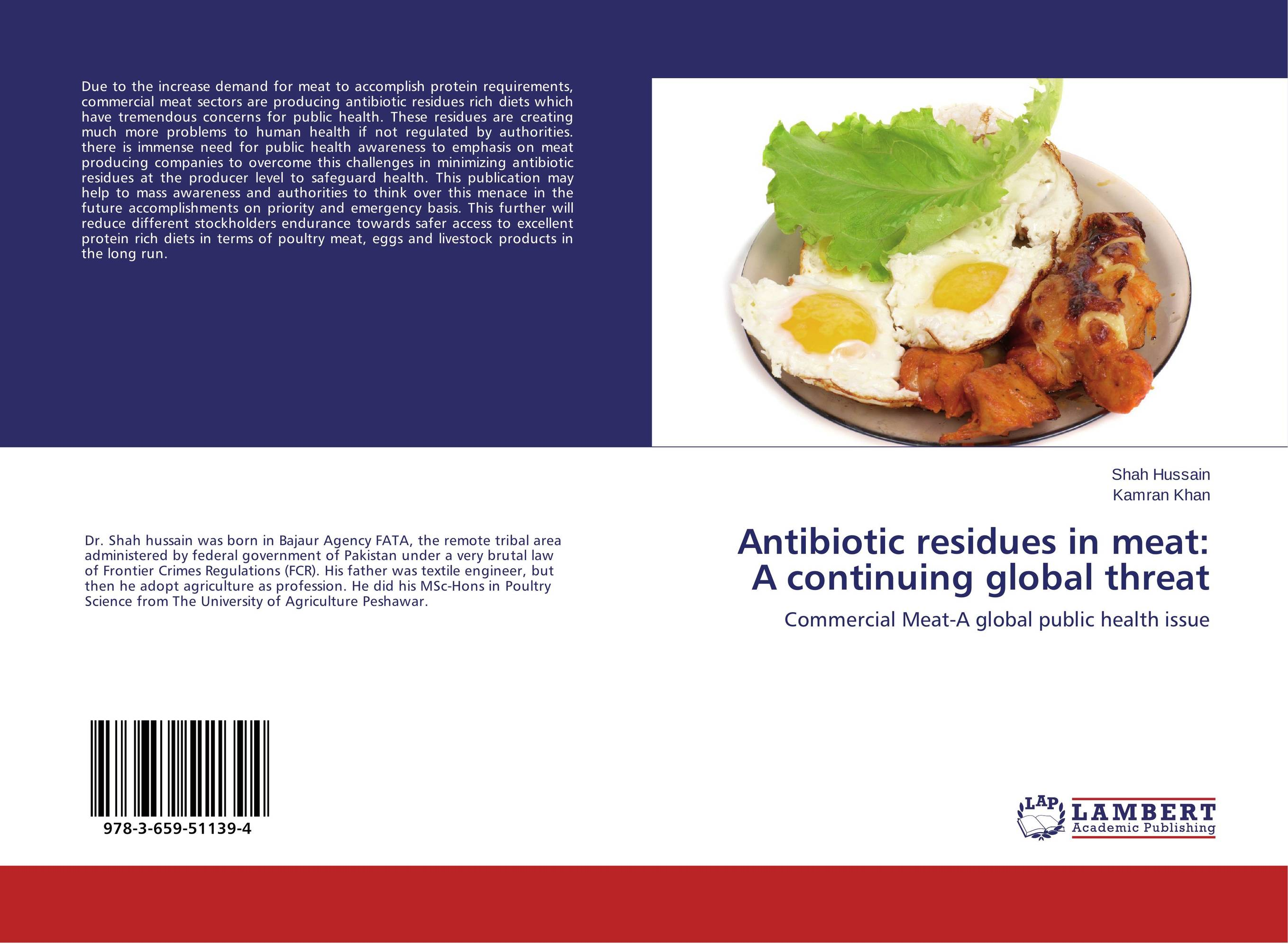 Antibiotic residues in meat: A continuing global threat health awareness among continuing education workers