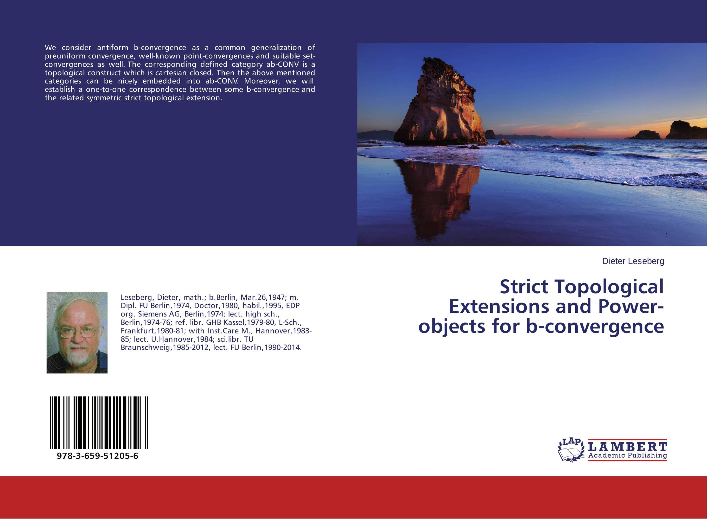 Strict Topological Extensions and Power-objects for b-convergence competitiveness convergence