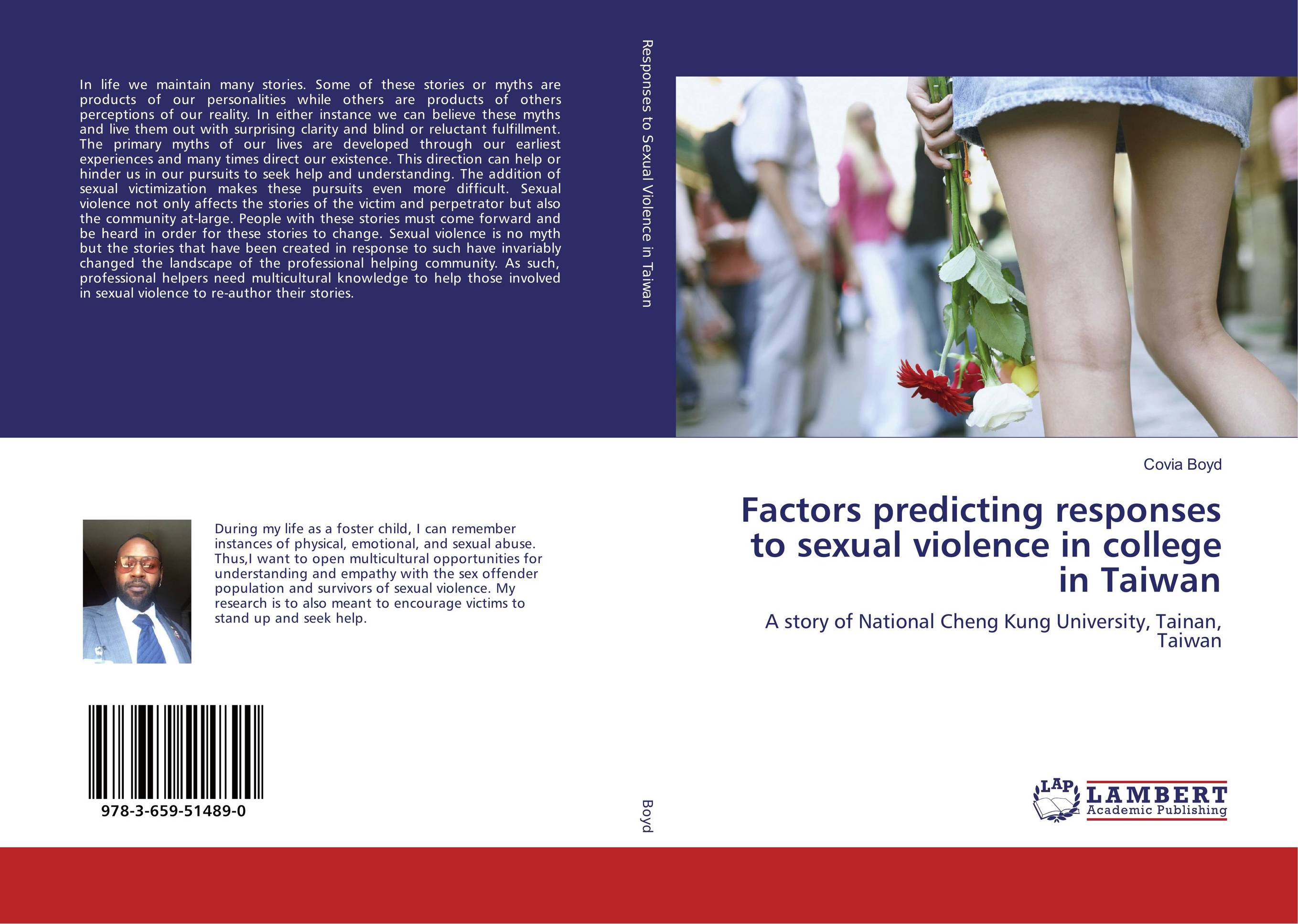Factors predicting responses to sexual violence in college in Taiwan surviving sexual violence