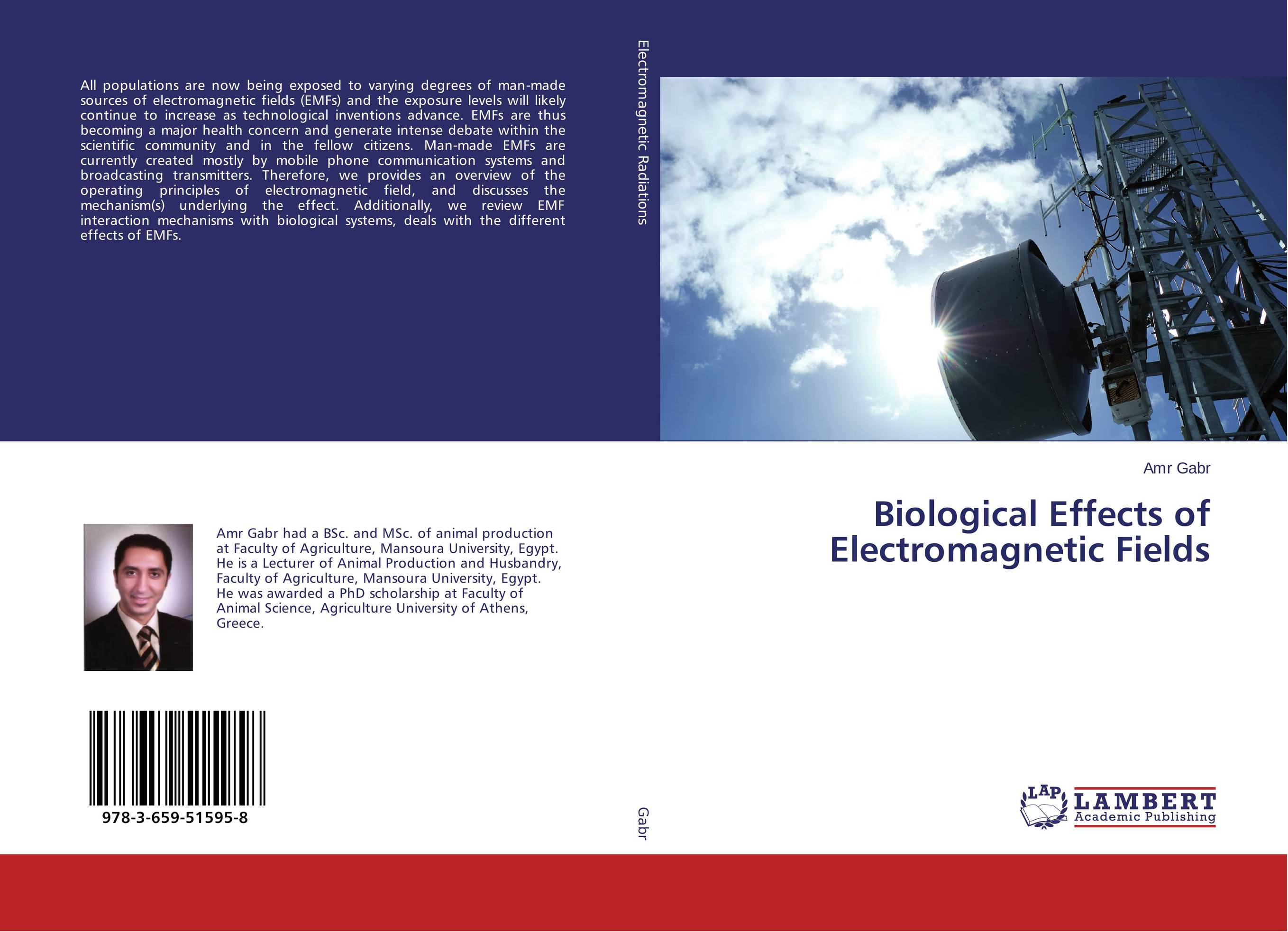 Biological Effects of Electromagnetic Fields uniform formula of interaction of fields and bodie